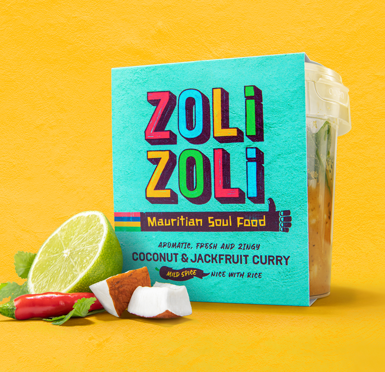 Zoli Zoli – Spicing Up the Market