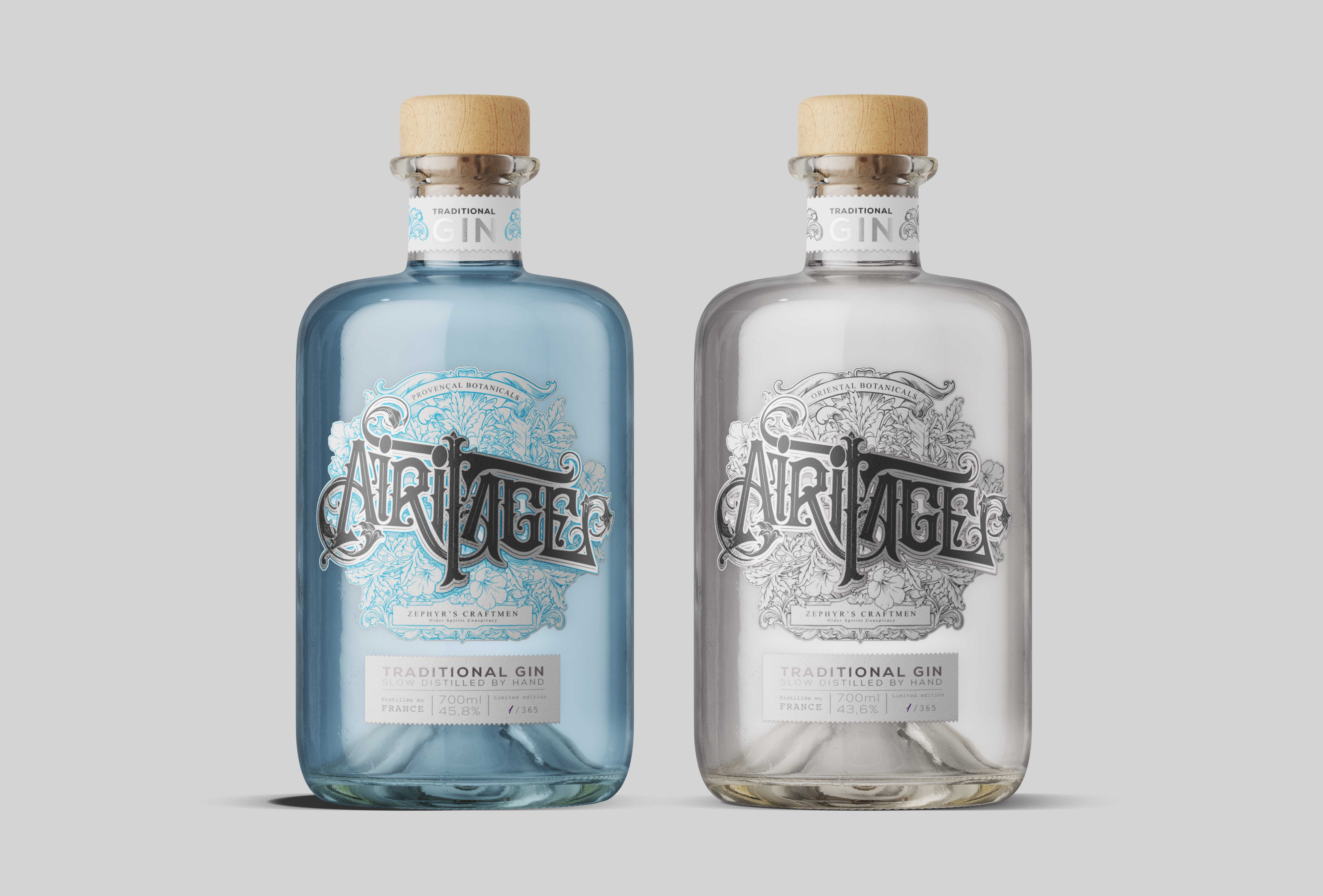 Airitage – Traditional Gin