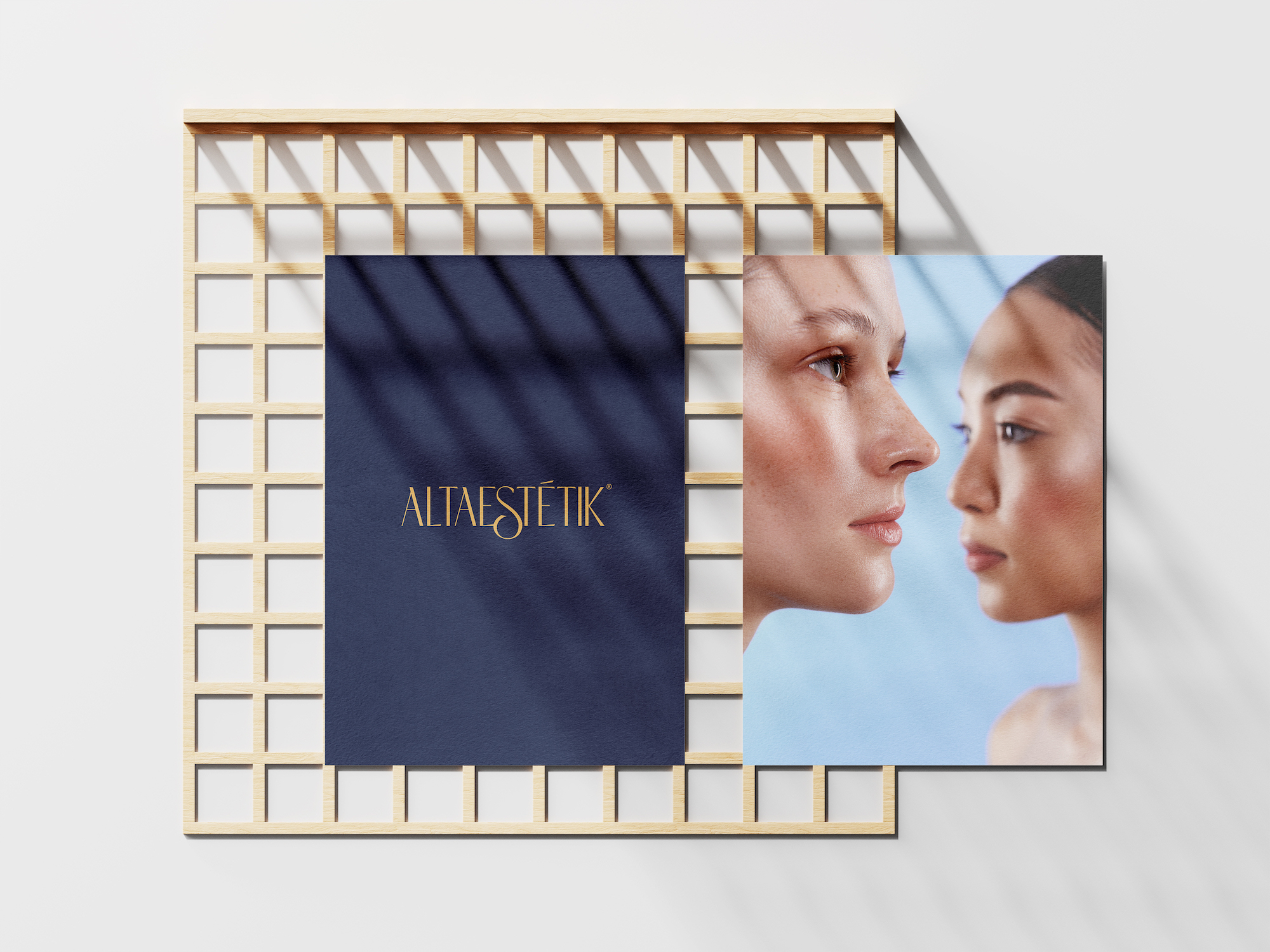 Altaestétik New Brand Identity By Brandtown Studio