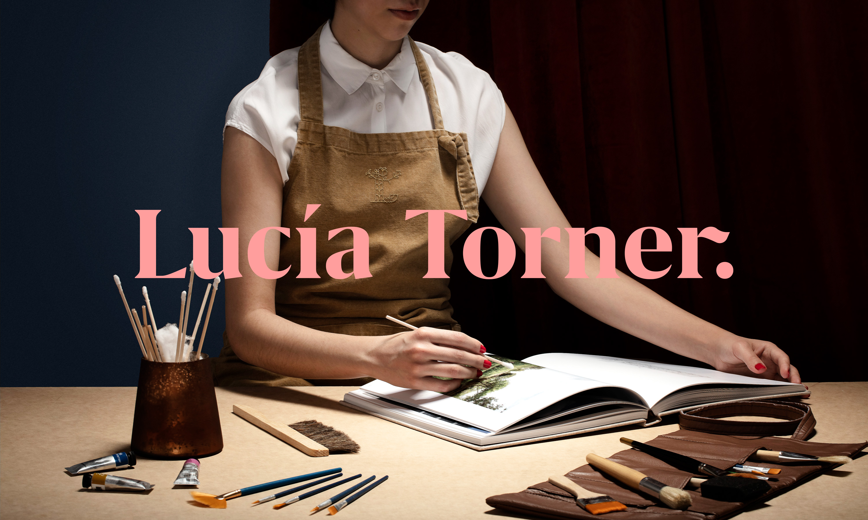 Cherry Bomb Creates Brand Design for Lucía Torner Conservation