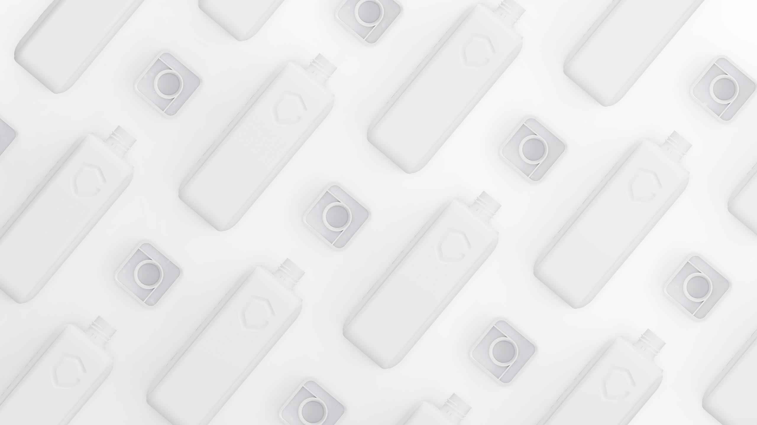 Industrial Design for Bottle