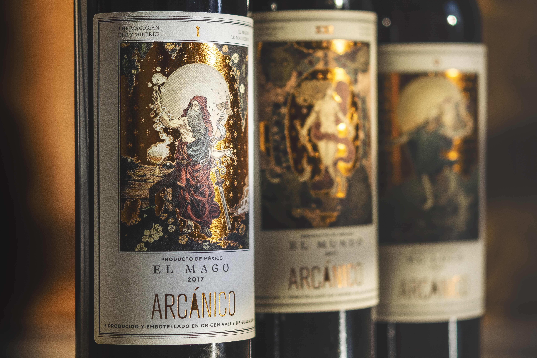 Arcanico Vino Ilusion Destino