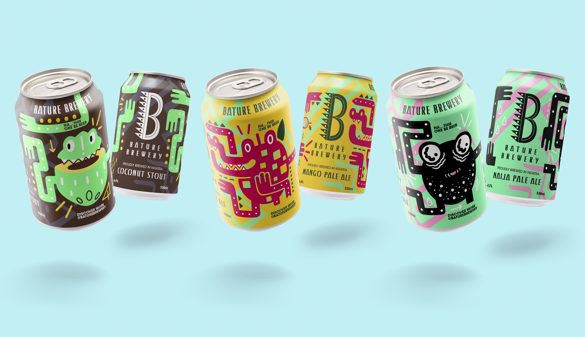 Bature Brewery – Seasonal Range