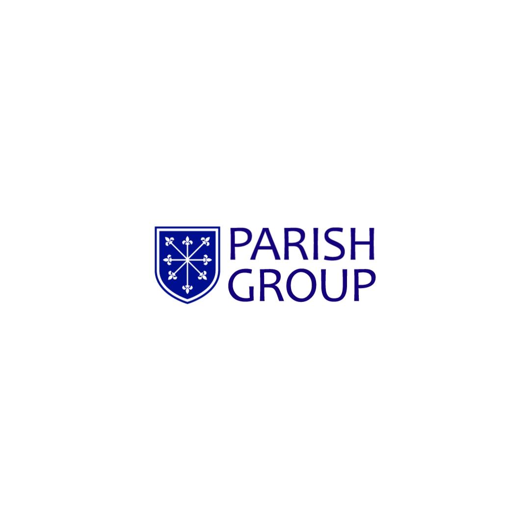 Parish Group Brand Identity