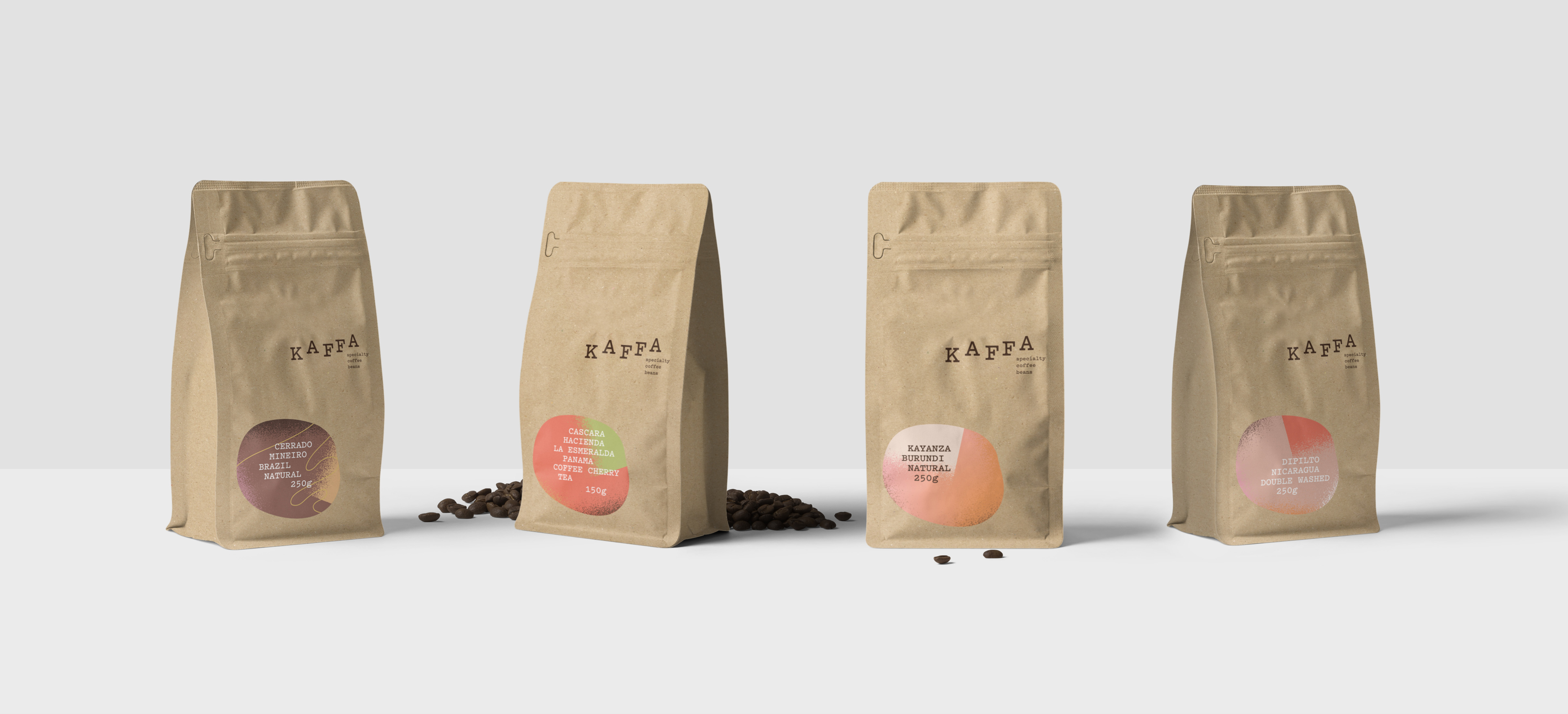 Kaffa the Specialty Coffee Brand