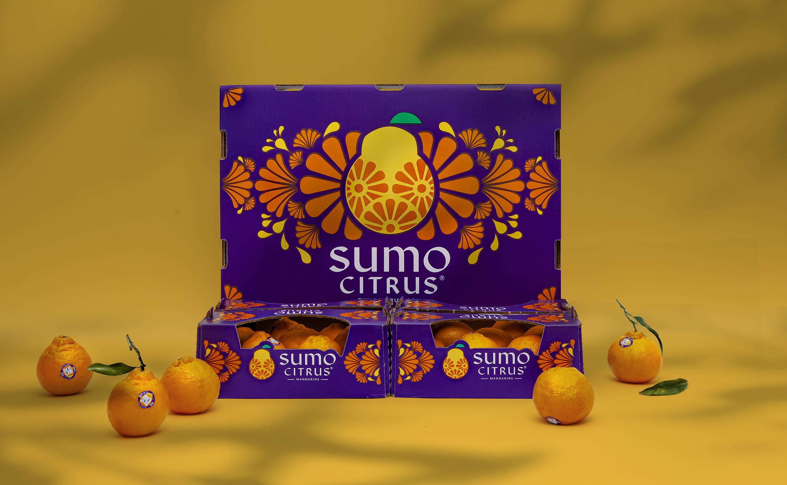Sumo Citrus Rebrand