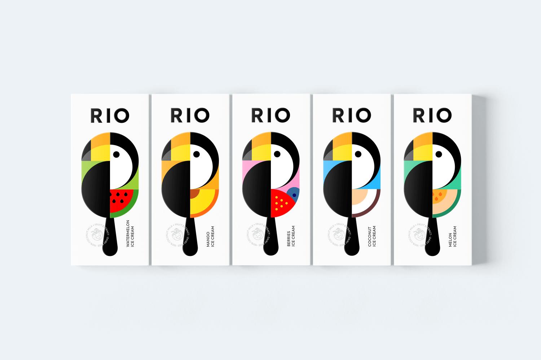 RIO Packaging Design Concept