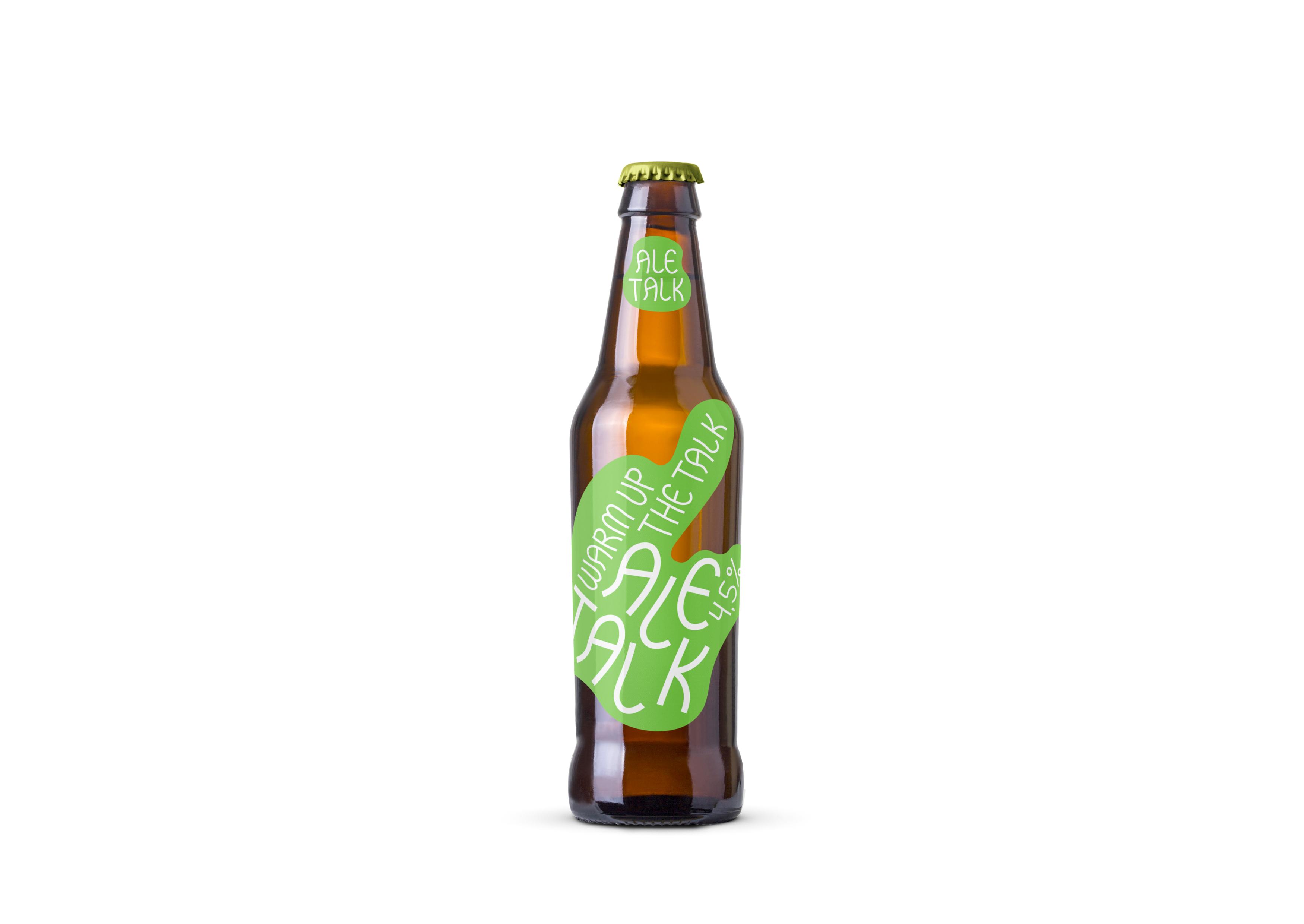 Ale Talk Beer Concept