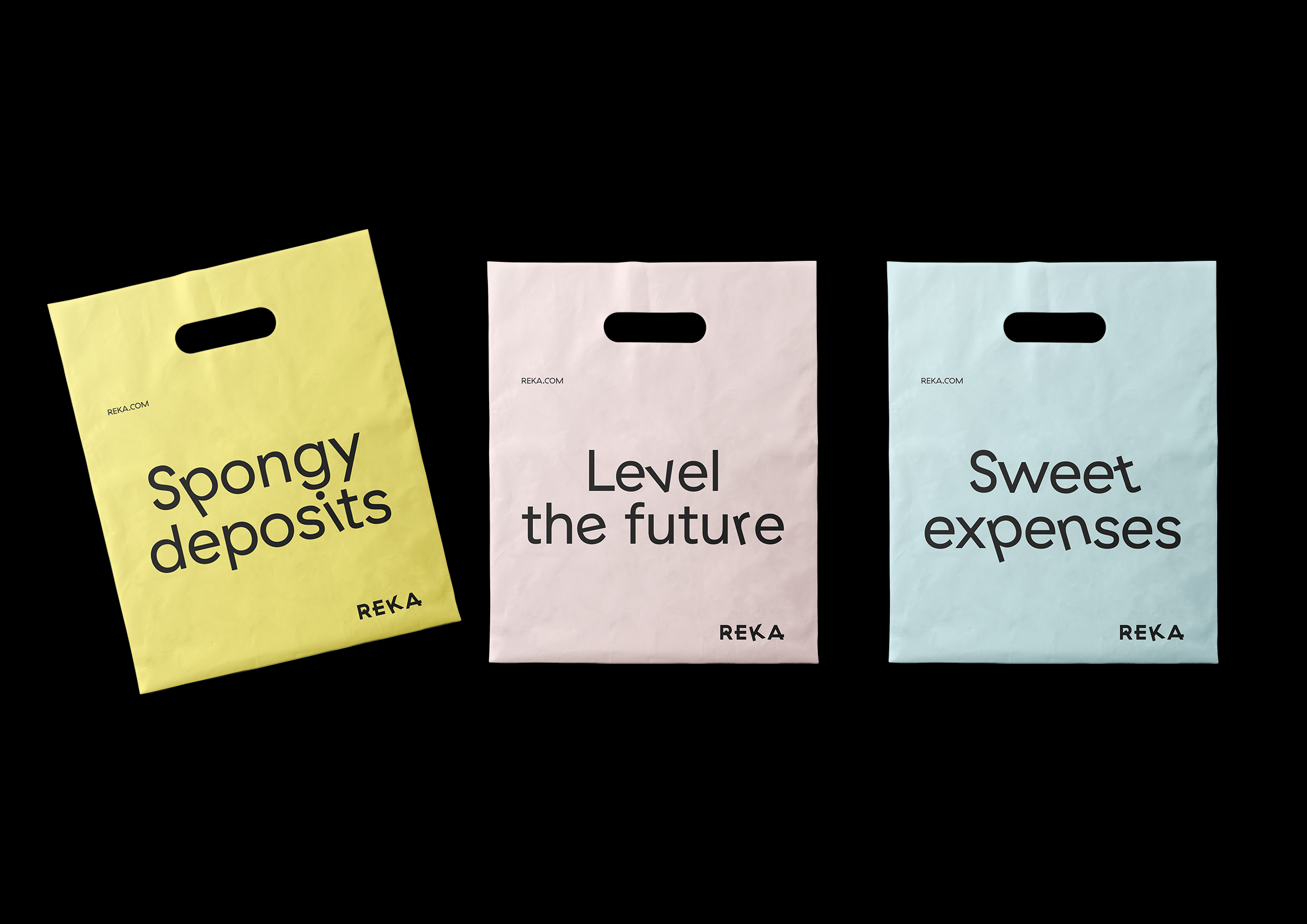 Reka Payments – Identity for a New Payments Card for Young People