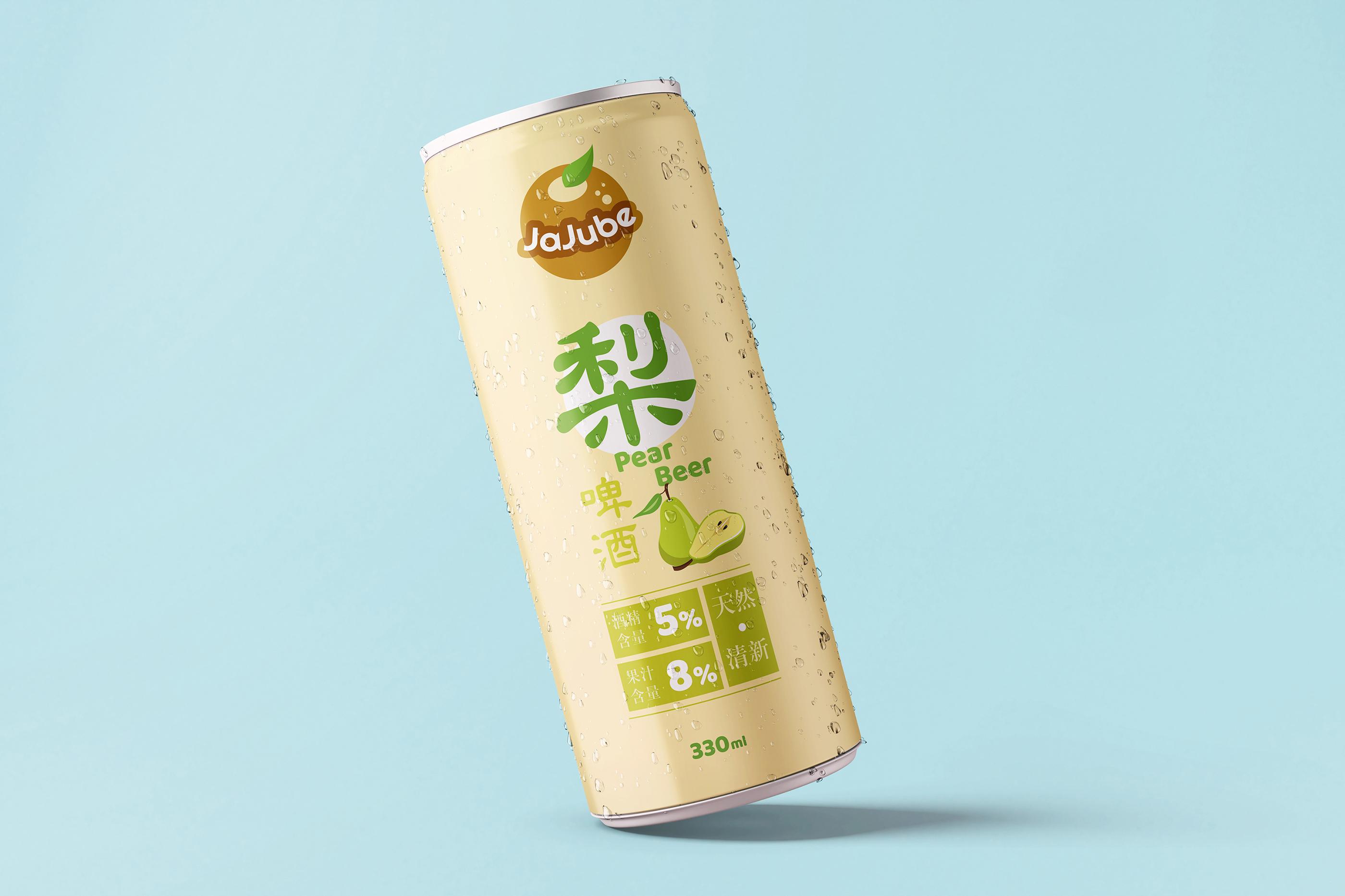 JaJube Fruit Beer