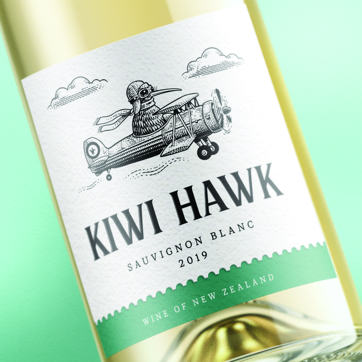 Kiwi Hawk Brand and Packaging