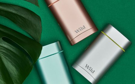 A Fully Sustainable Refillable Deodorant: Wild Promotes Eco-friendly Personal Care Through Innovative Design