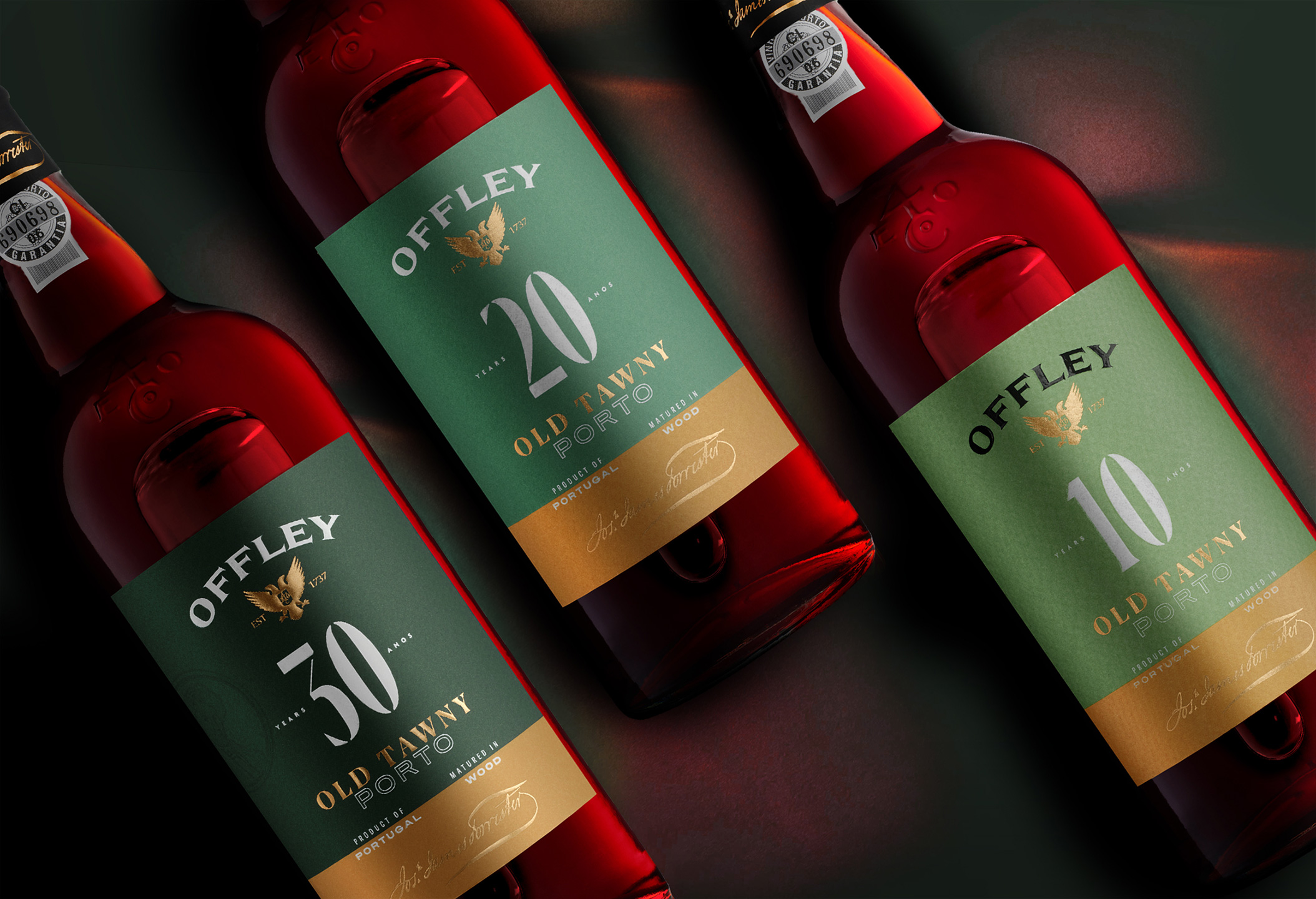 Offleys New Aged Port by Volta