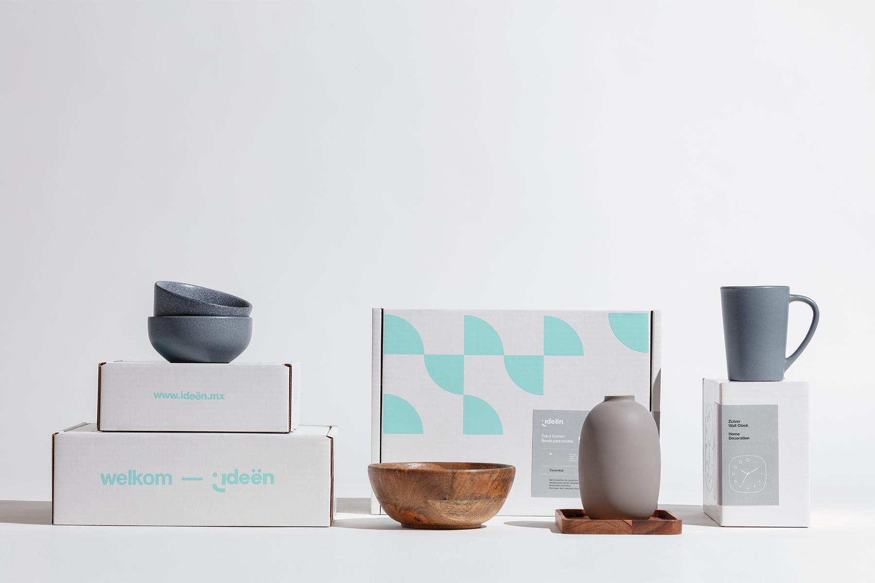 Mexican Design Studio Builds Scandinavian Inspired Brand