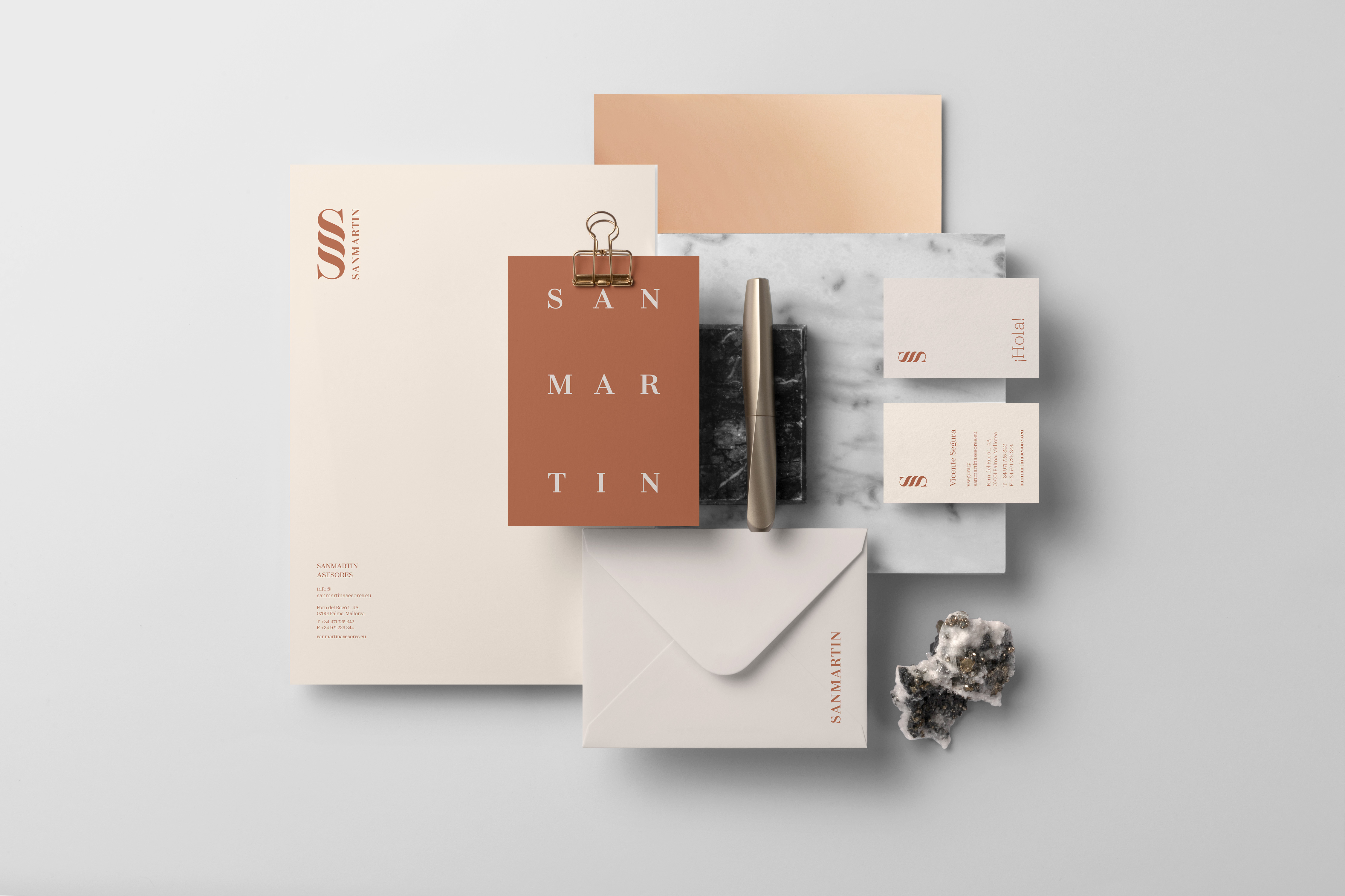 Identity Design for a Tax and Accounting Consultancy in Mallorca
