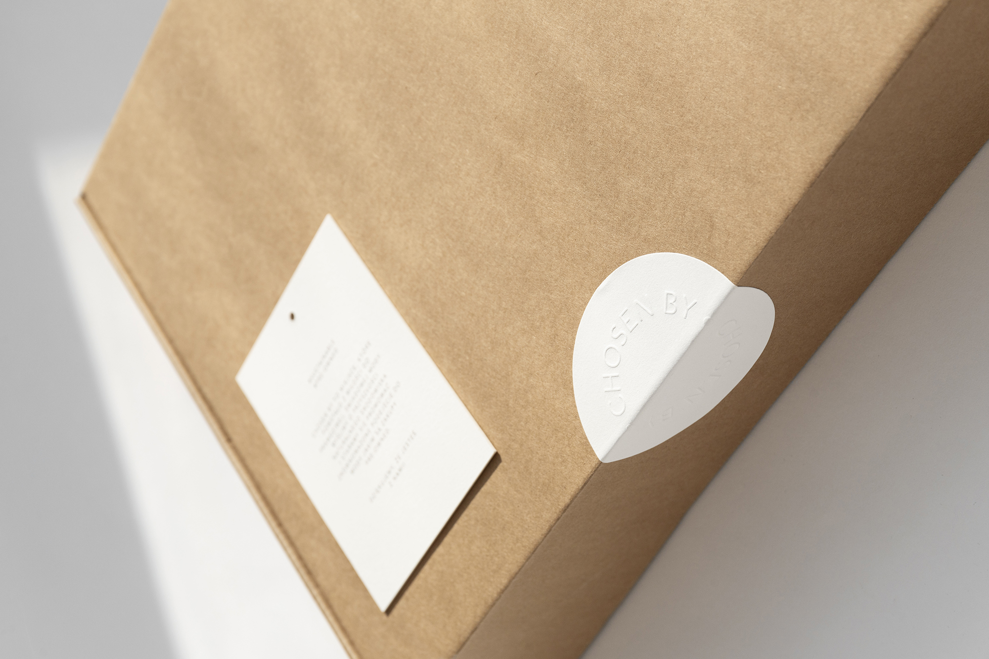 Less Waste Rebranding for Conscious Fashion Label