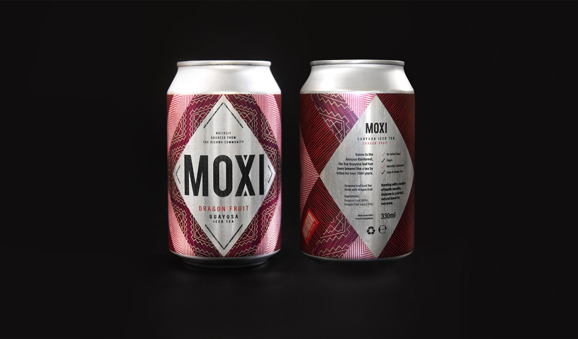 MOXI – Guayusa Iced Tea Drink