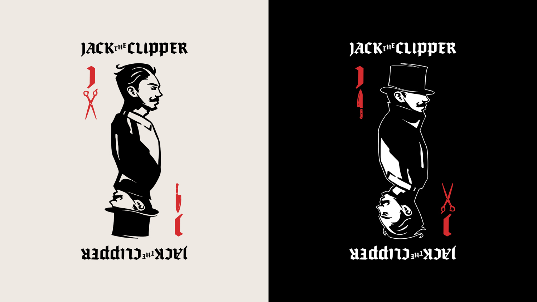 Rebranding for Jack the Clipper Barbershop