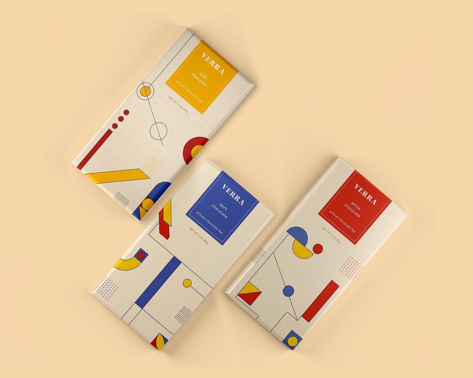 Fyne Space Designs an Artisan Chocolate Packaging