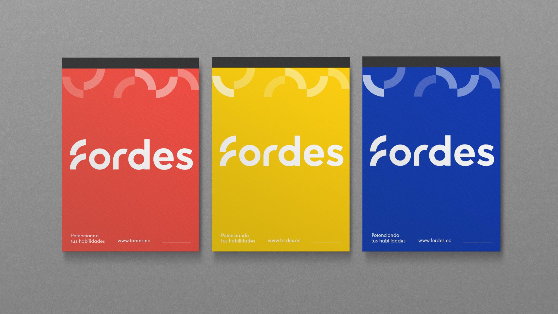 Fordes Education Institute Visual Identity