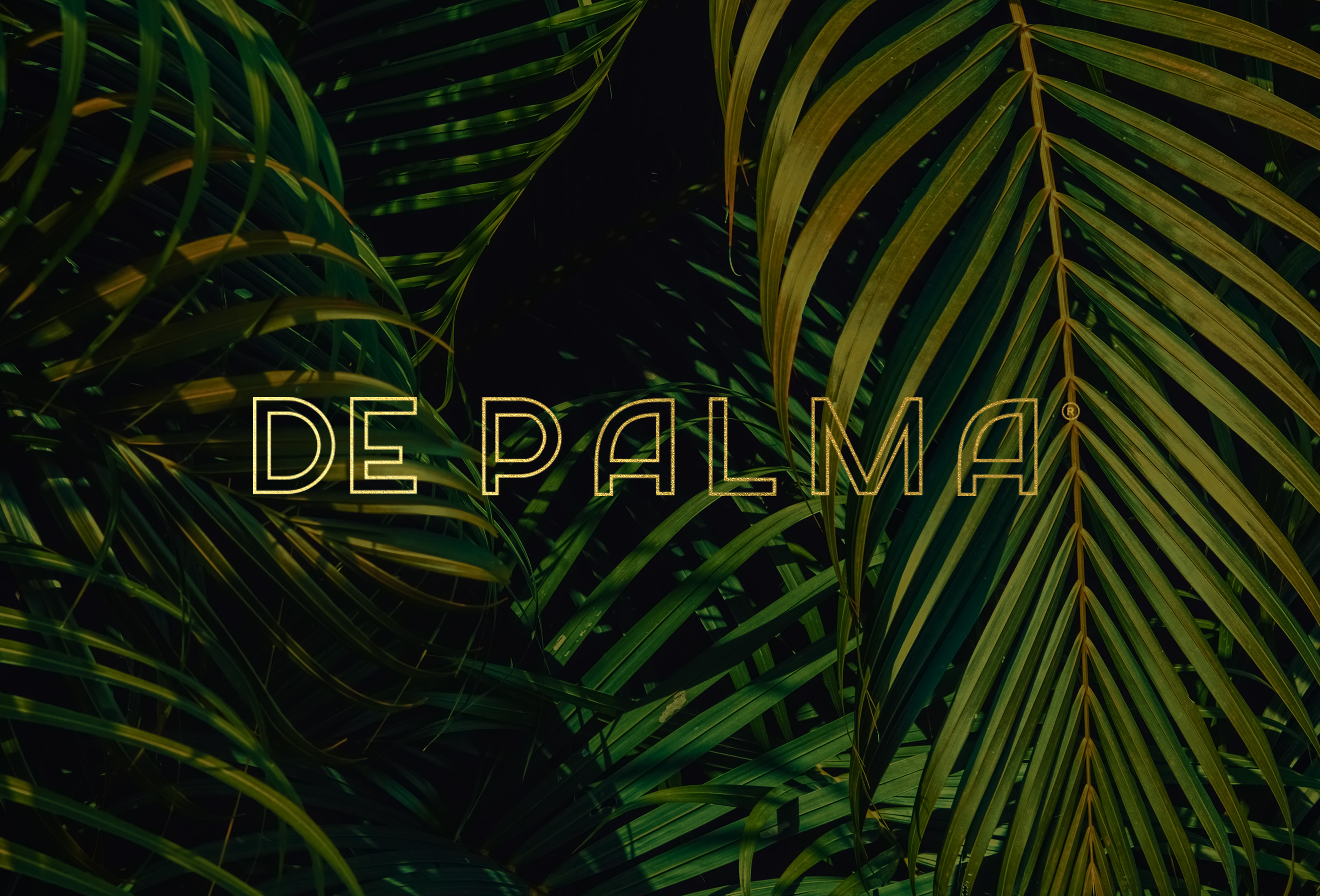 Café de Palma Branding