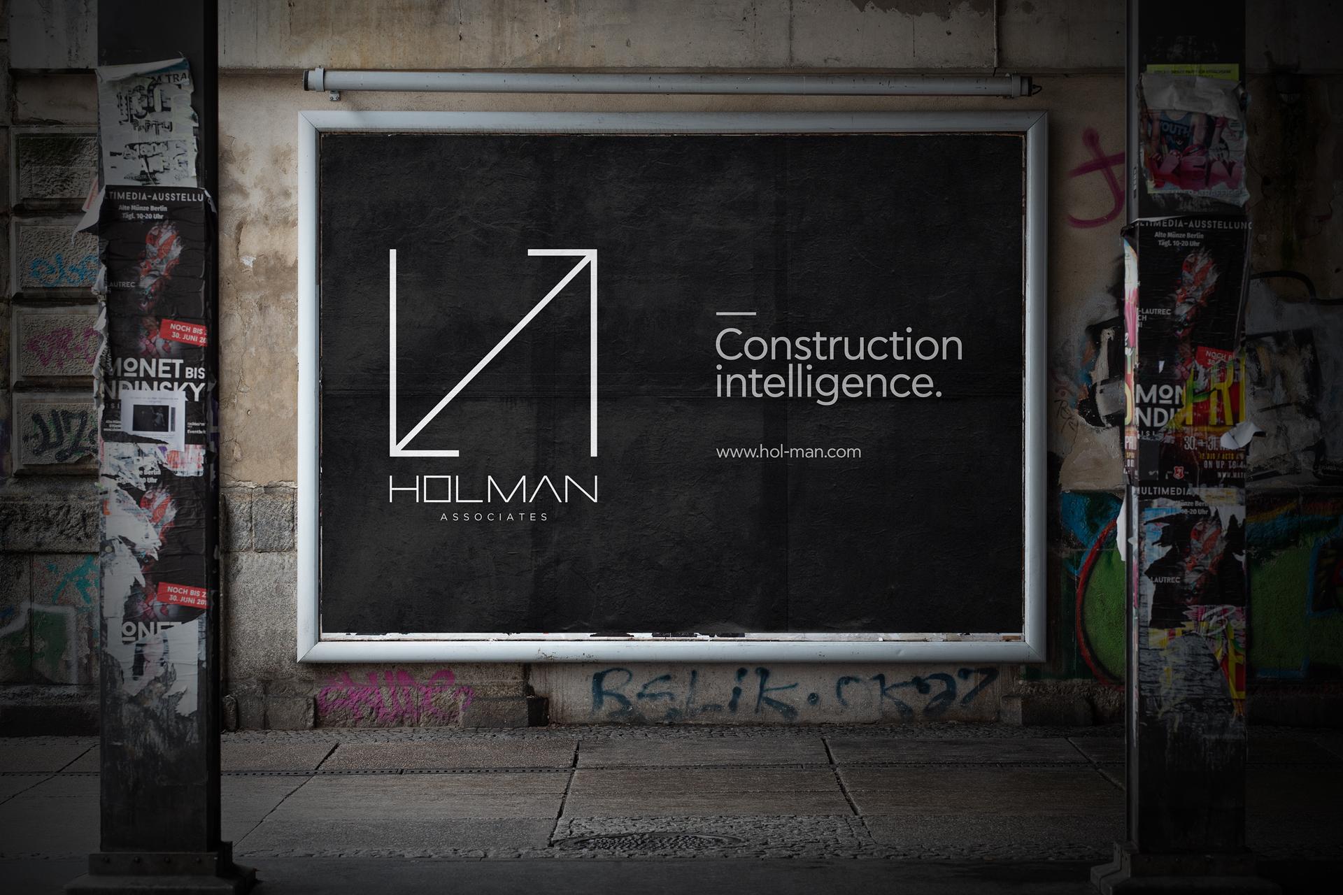 HOLMAN by Cursor Design Studio