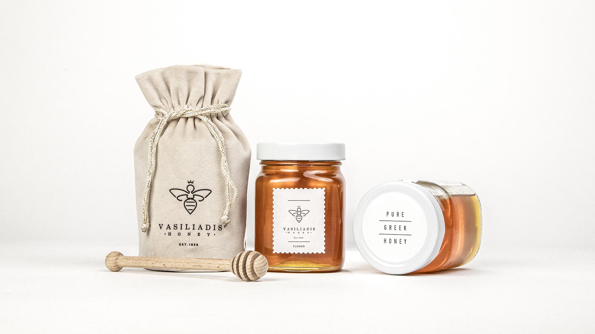 Vasiliadis Honey