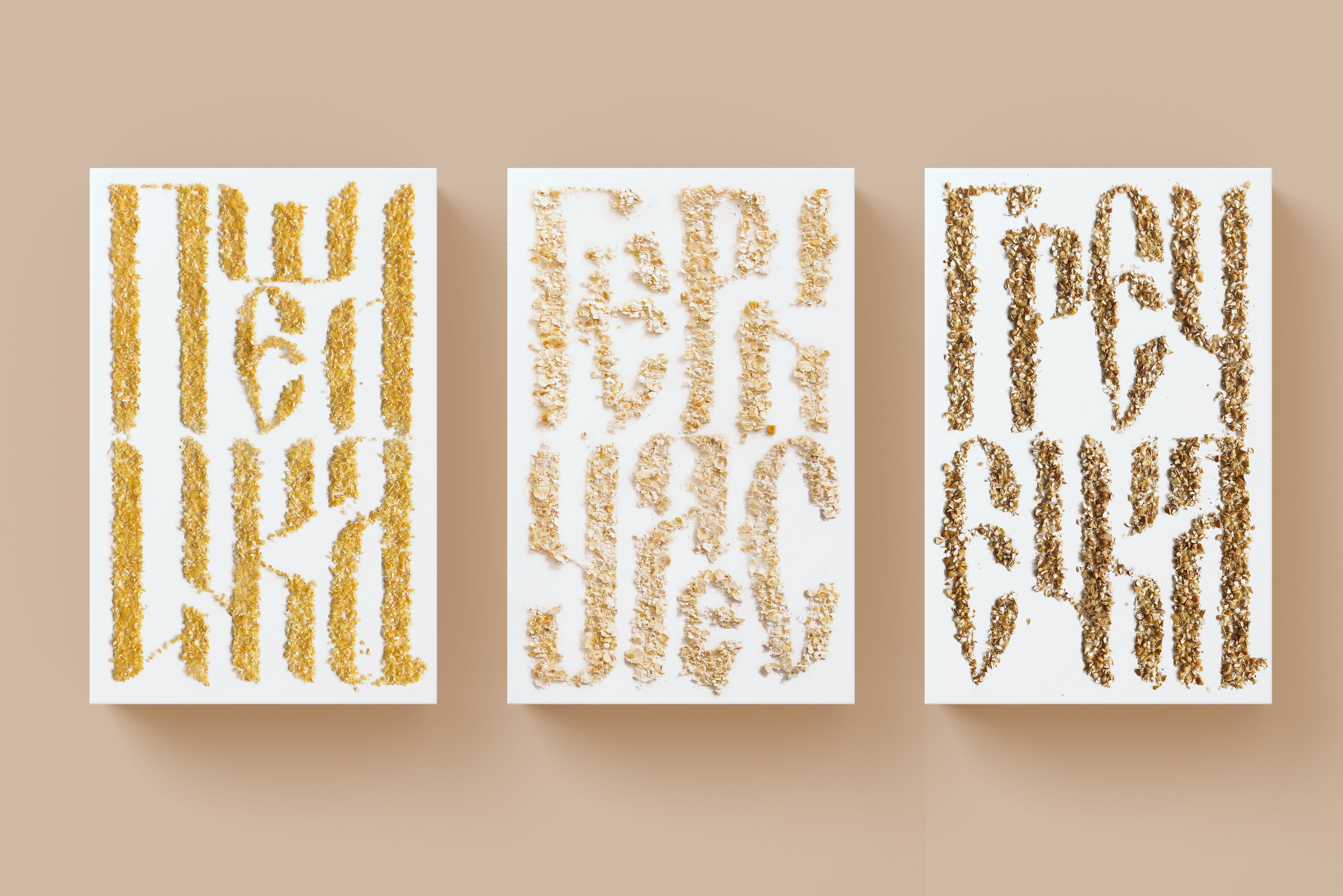 Concept Packaging for Eco—Porridge