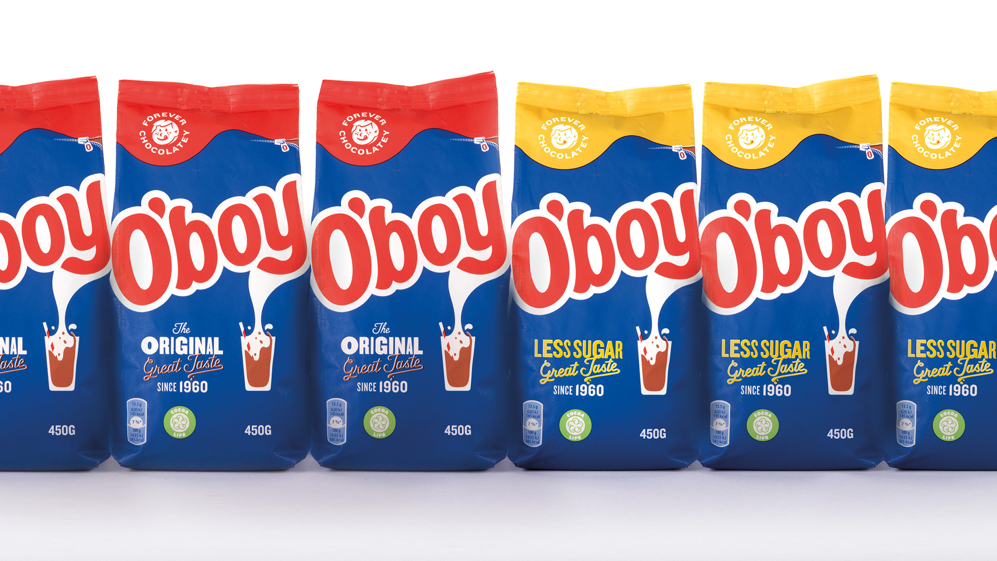 O'Boy – Stay Young Stay Free – Revamping a National Icon