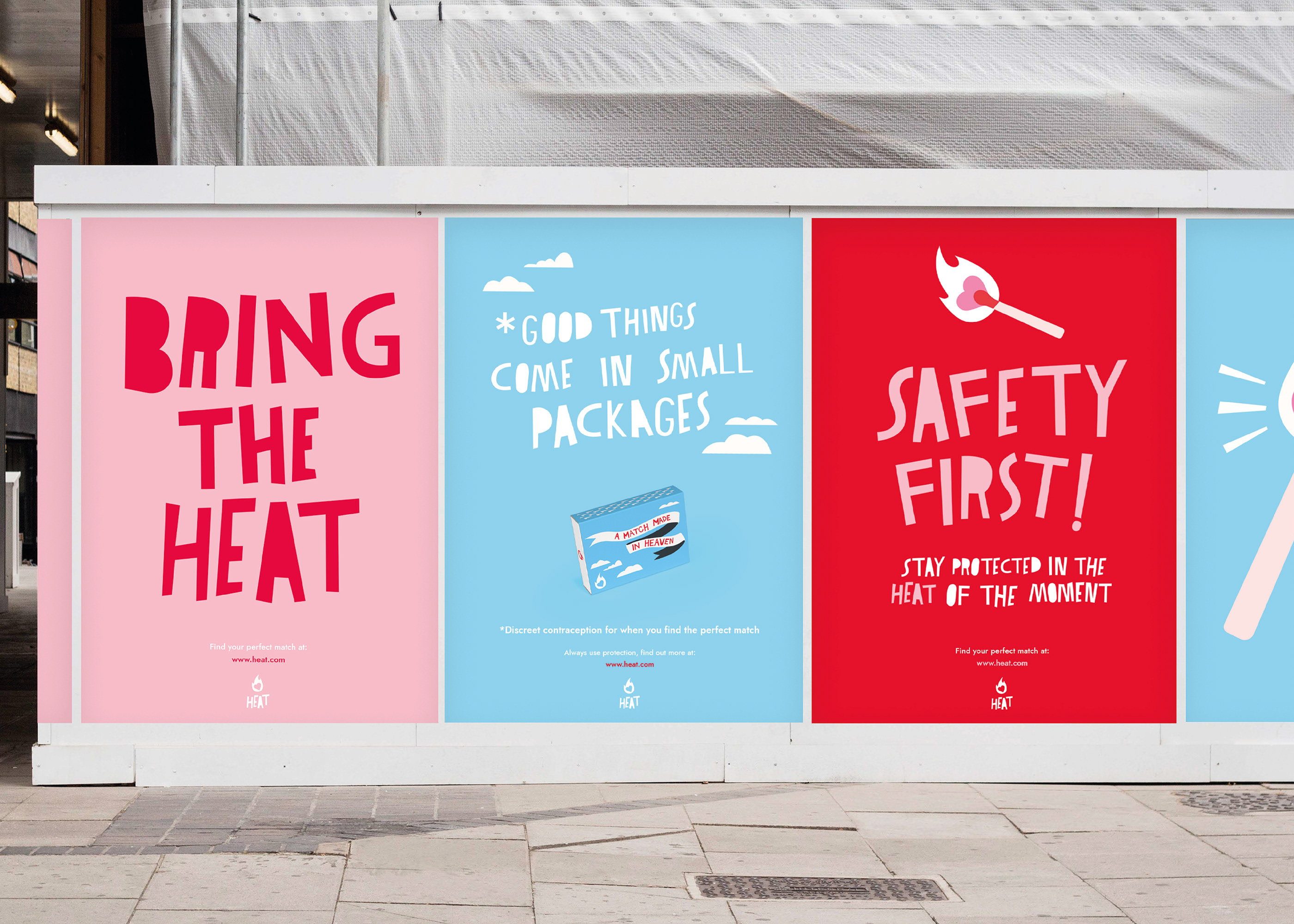 Conceptual Contraception Brand and Packaging Design