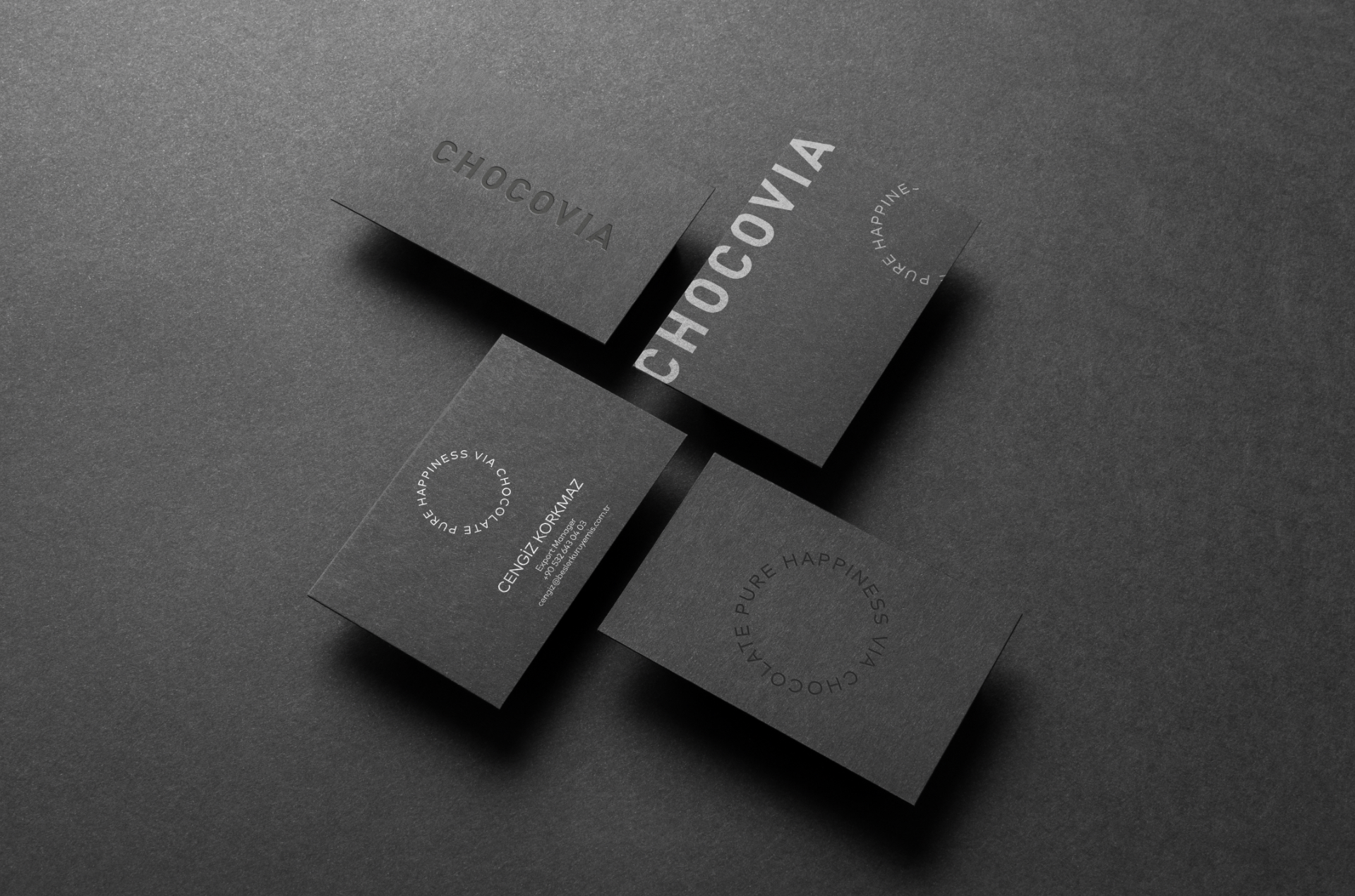 Design Creates New Chocolate Branding for Chocovia