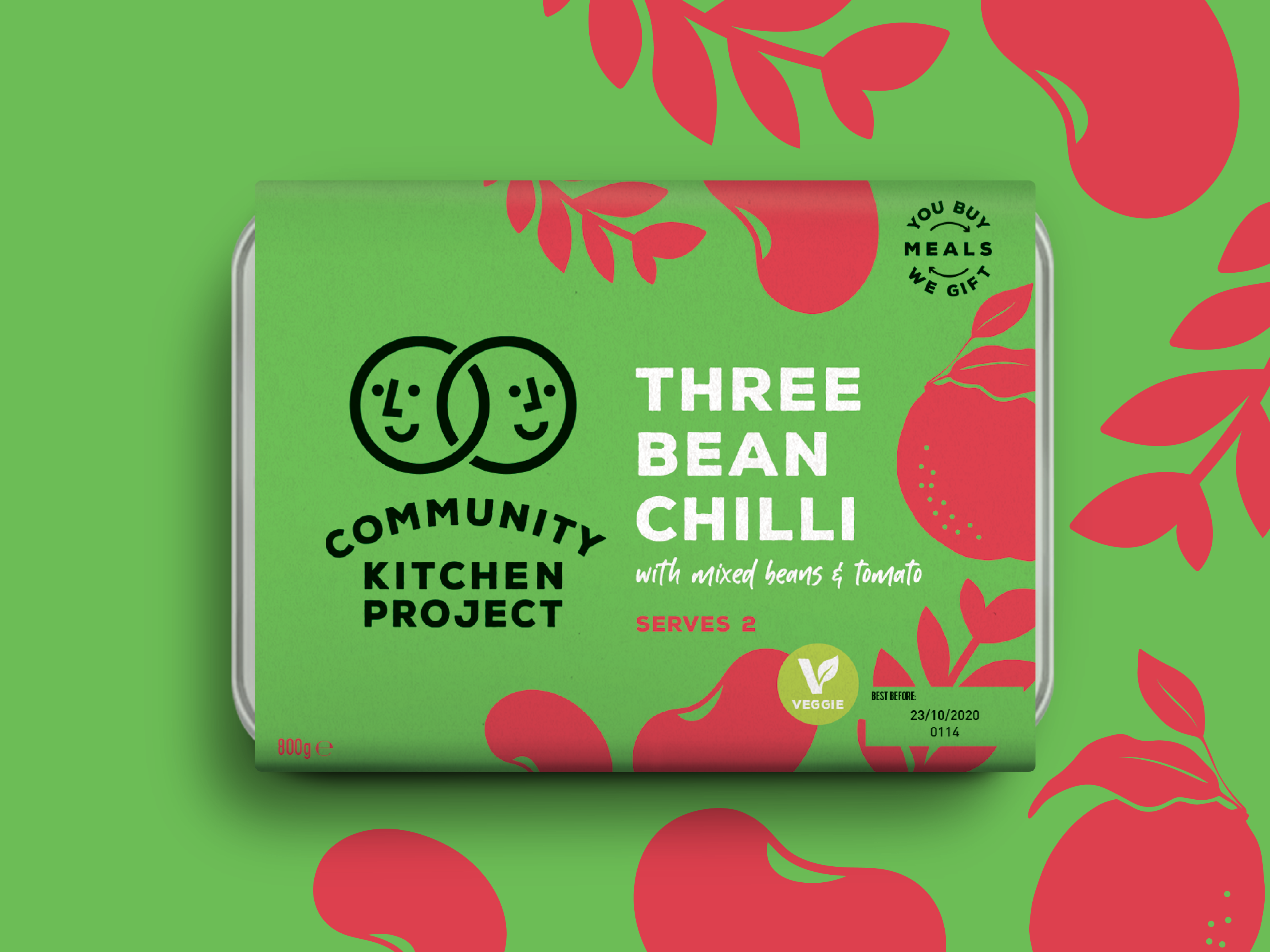 Family (and friends) Create Identity for Community Kitchen Project