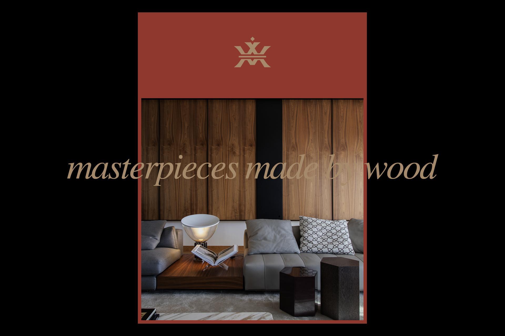 Masterwood by Cursor Design