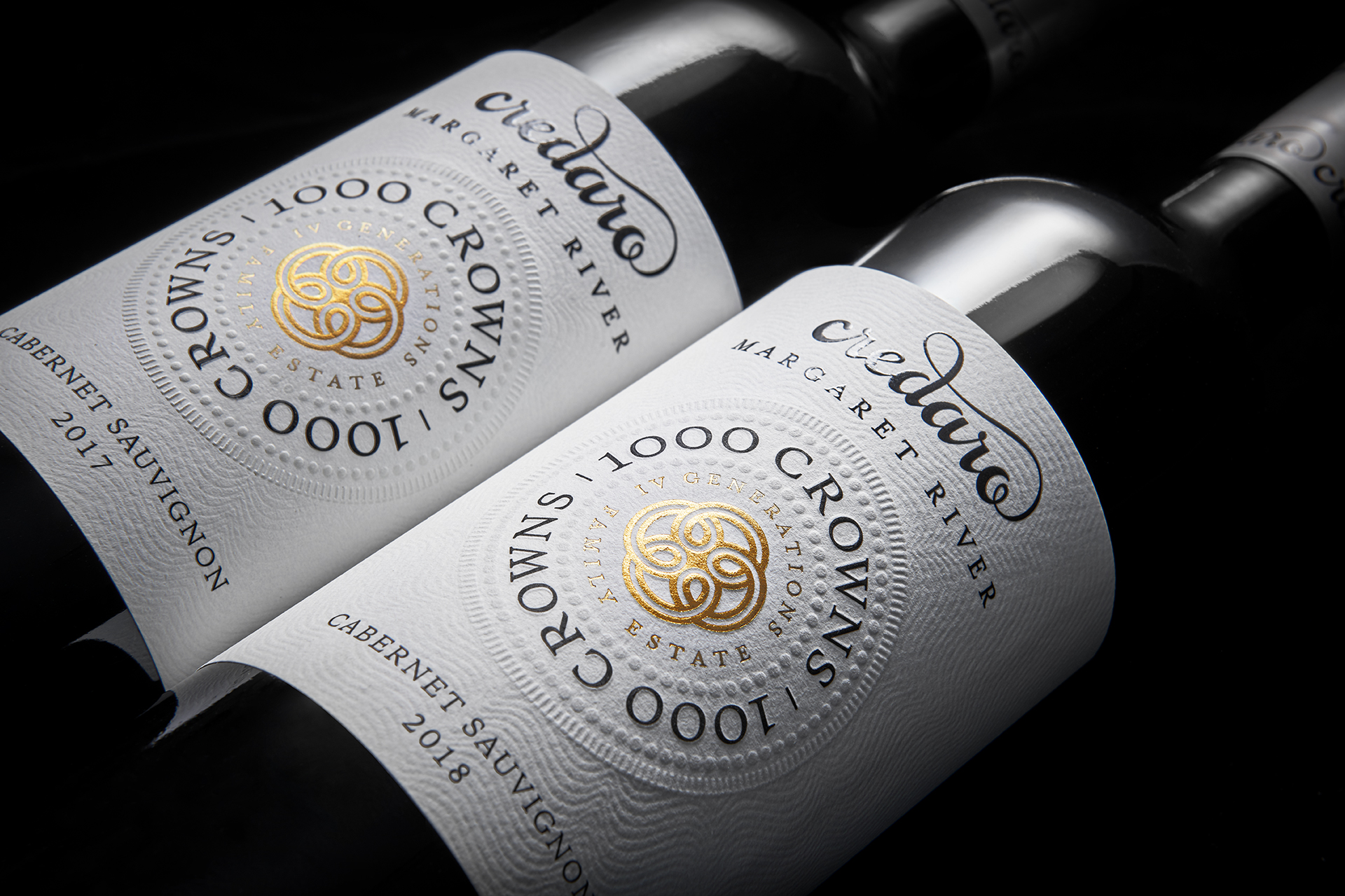 The 1000 Crowns Series of Wines