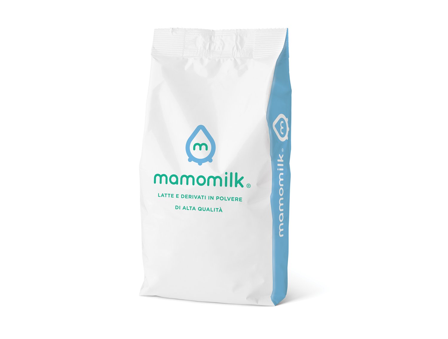 Mamomilk Corporate and Packaging Redesign