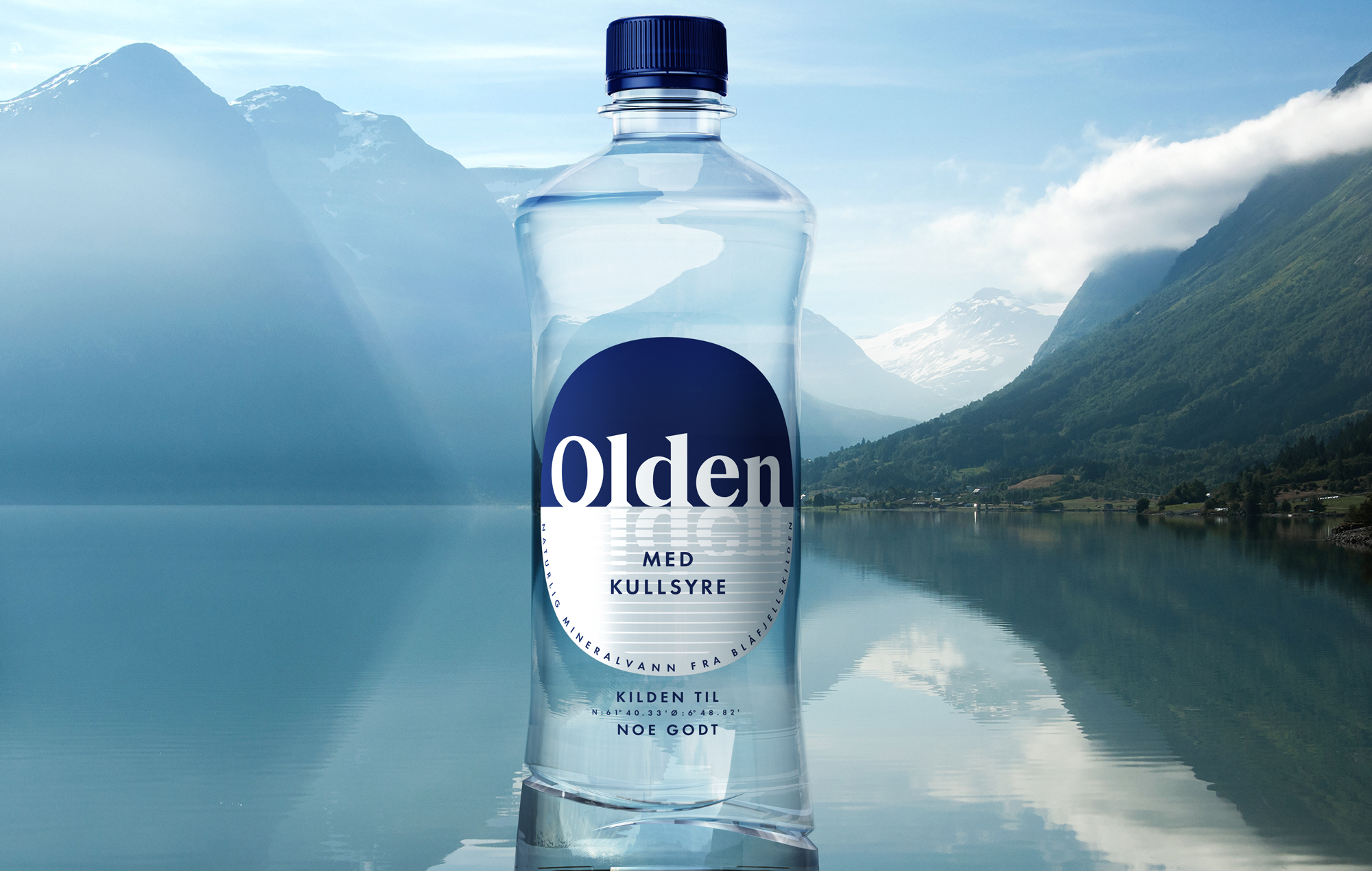 Olden Mineral Water Embracing Contrasts