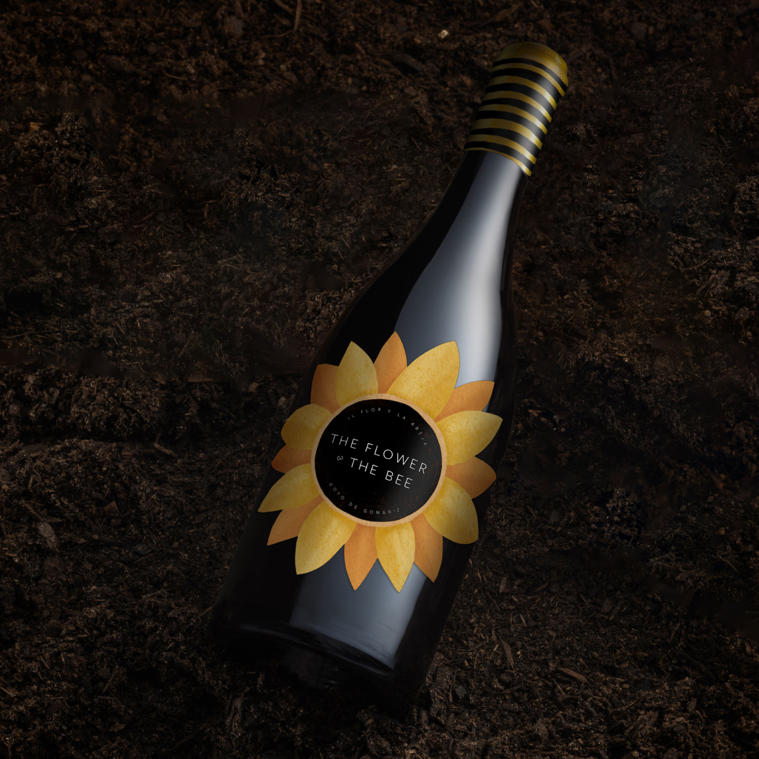 Creating a Buzz Around this Wine Label