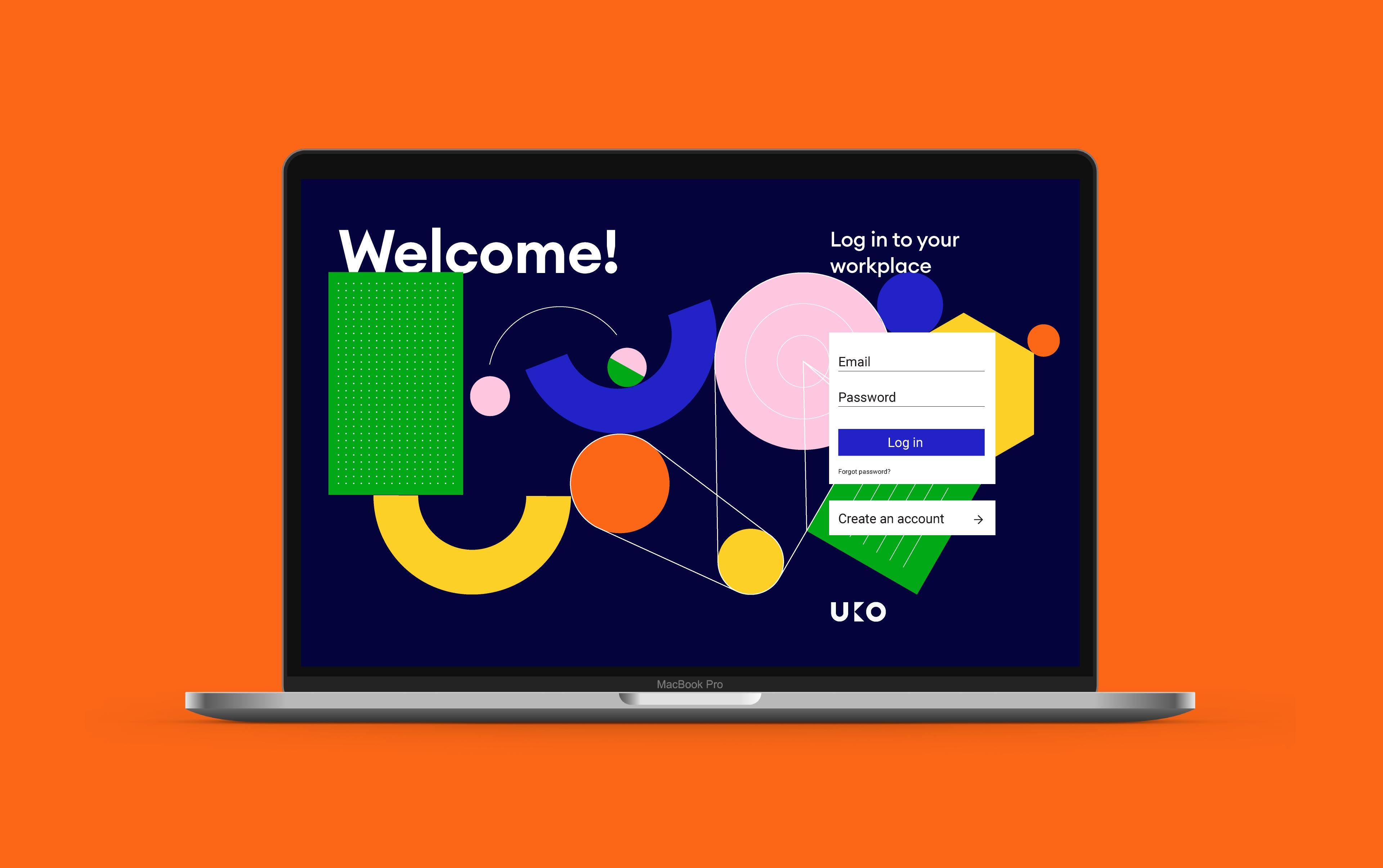 UKO – Online Platform that Supports Innovation and Service Design