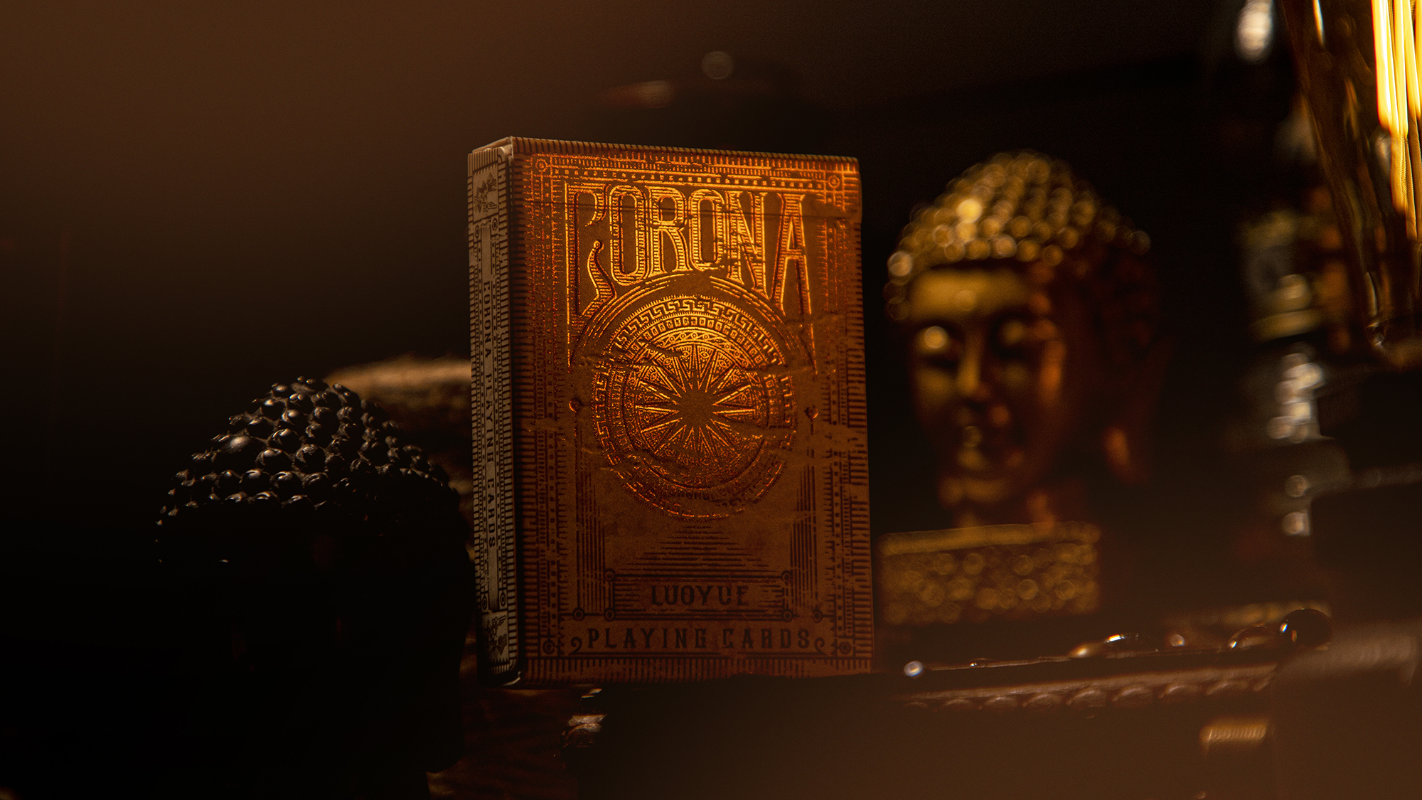 Corona Playing Cards, Luoyue Edition by Tuyệt Duyệt