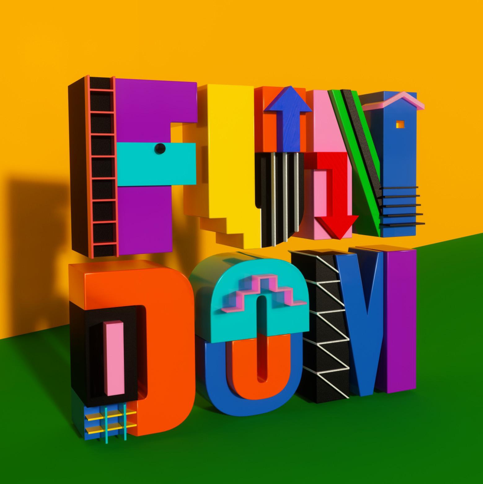 Luminous Design Group Creates Brand Identity for Fundom