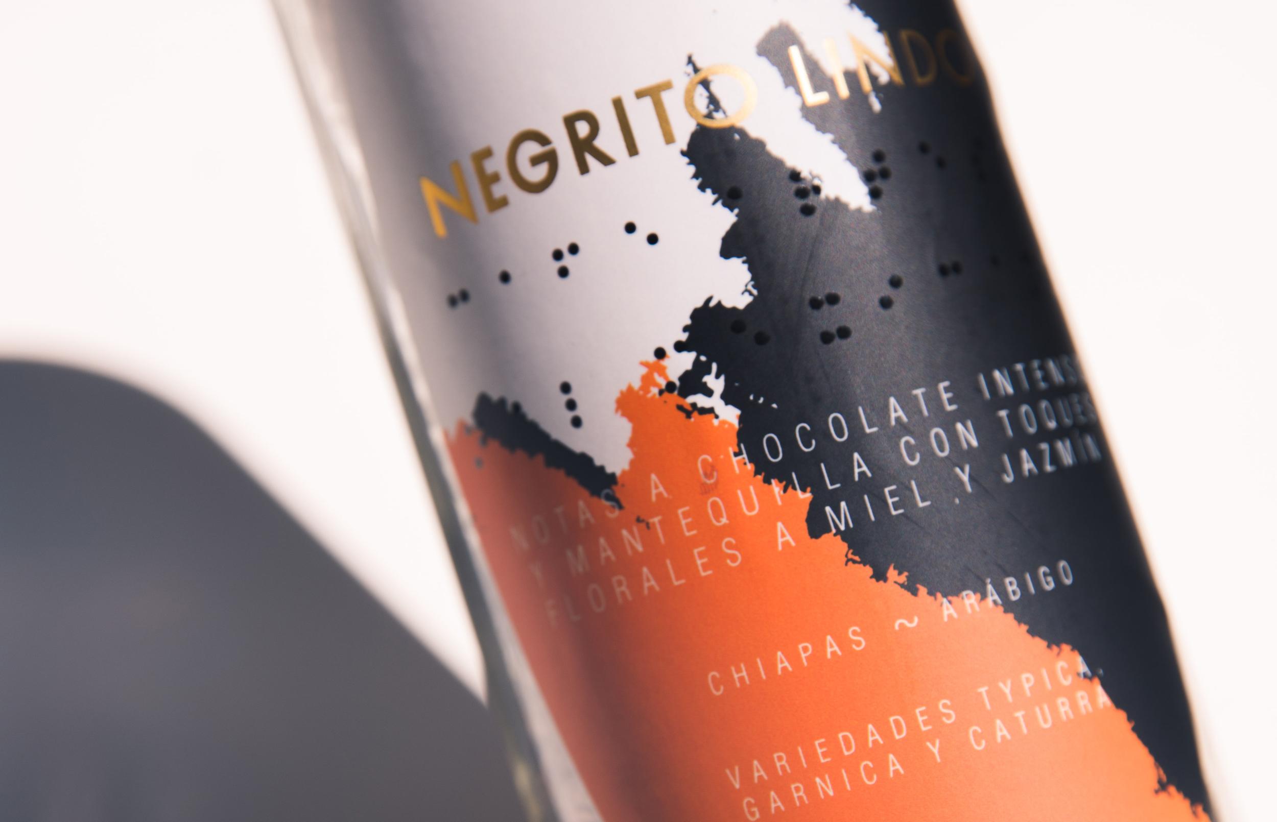 A Unique Design for Premium Coffee in Latin America by JRGG