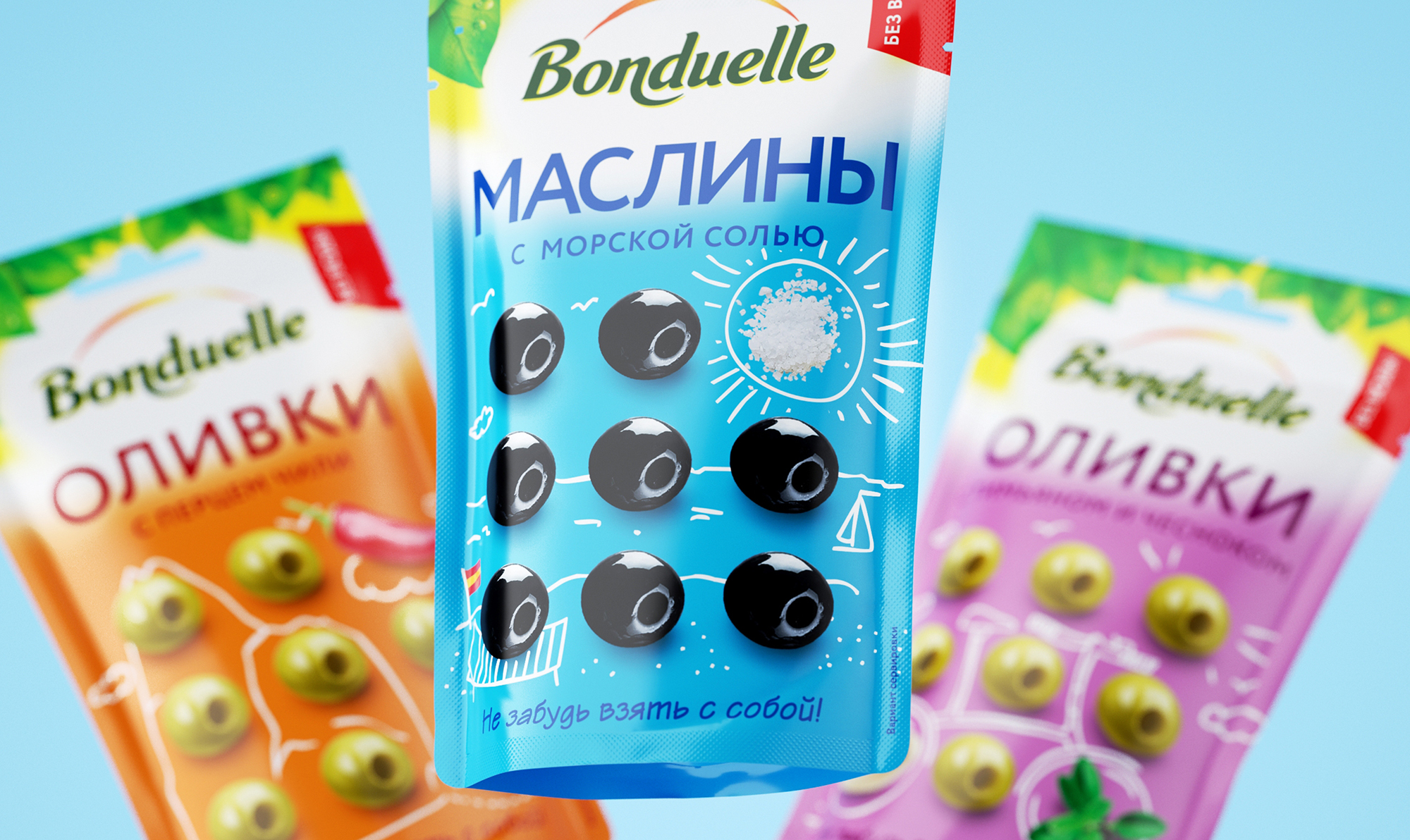 Clёver Branding and Bonduelle Help Nutrition to all Healthy Lifestyle Lovers