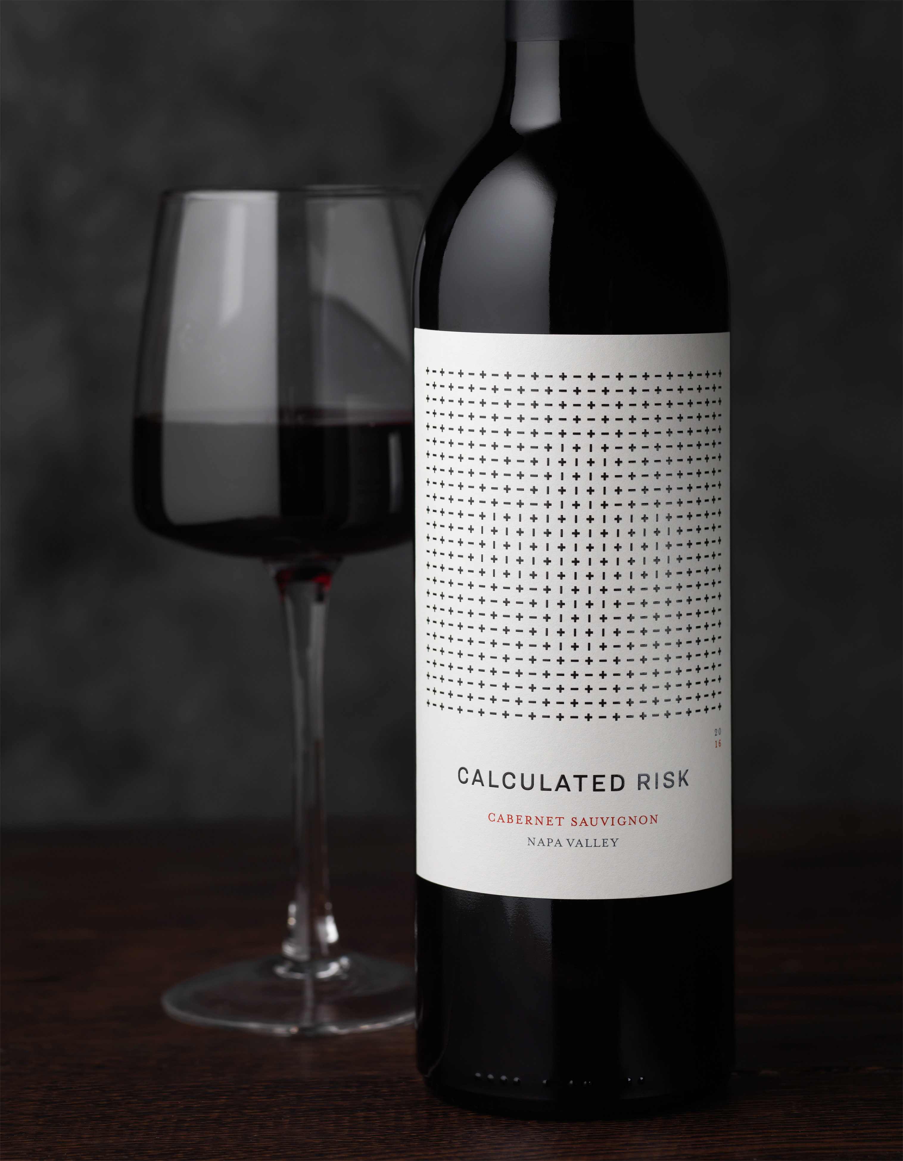 New Wine Brand Takes a Calculated Risk