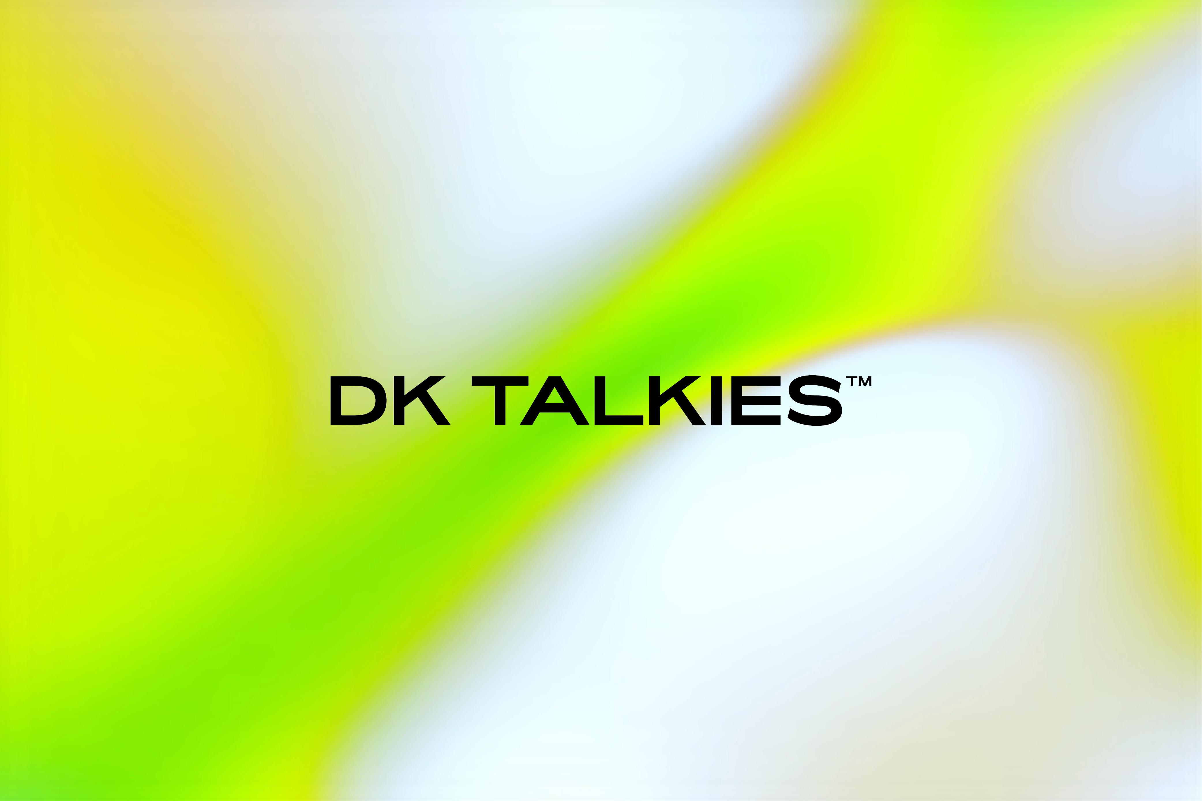 Hugmun Design for DK Talkies