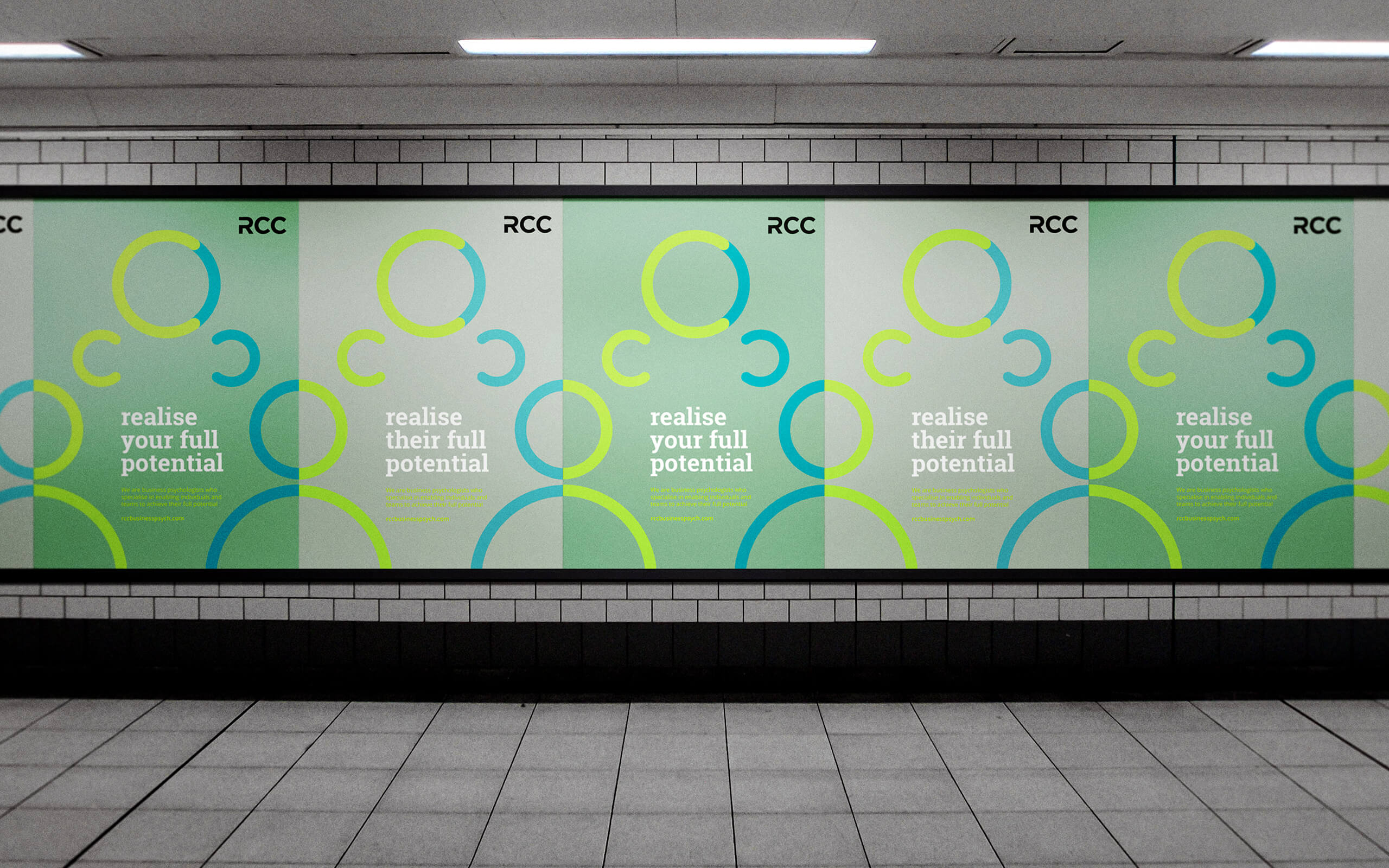 Realising your full Potential – RCC Branding by Taller Design