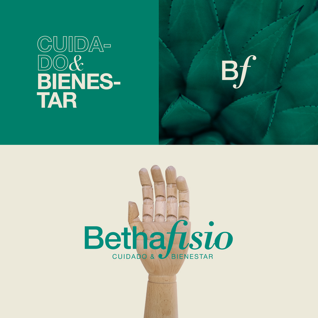 Bardelli Studio Branding for Physiotherapist Based in the Town of Premià de Mar