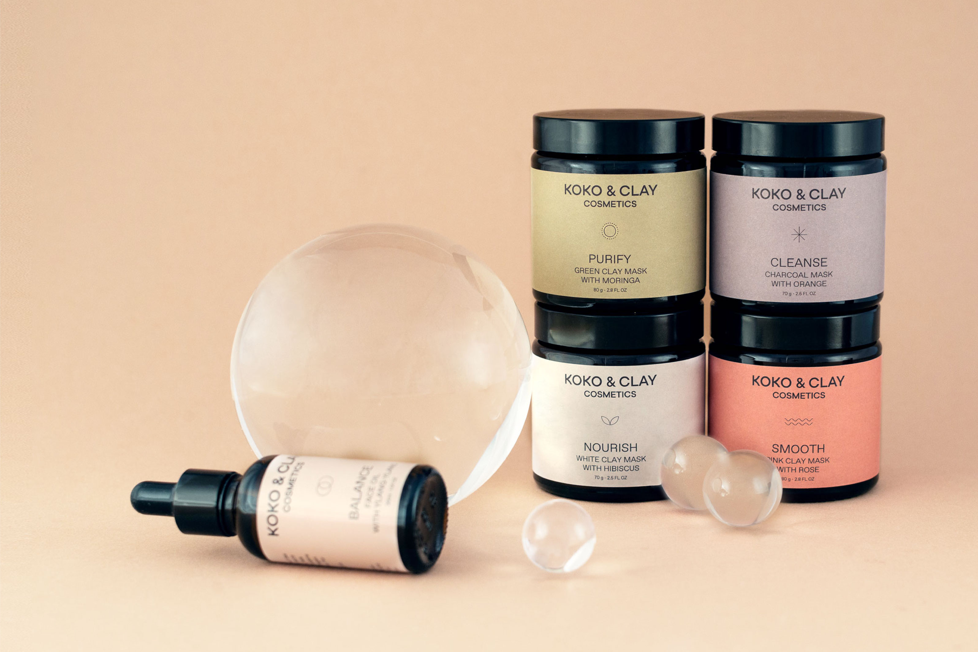 Taking Skincare Back to Its Roots – Brand and Packaging Designed by Rosalba Porpora
