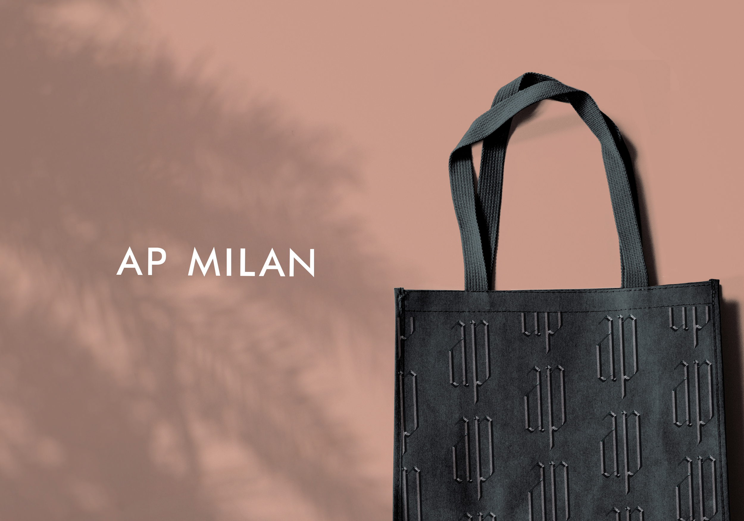 Fole Presents the New Visual Identity for the New Brand AP MILAN