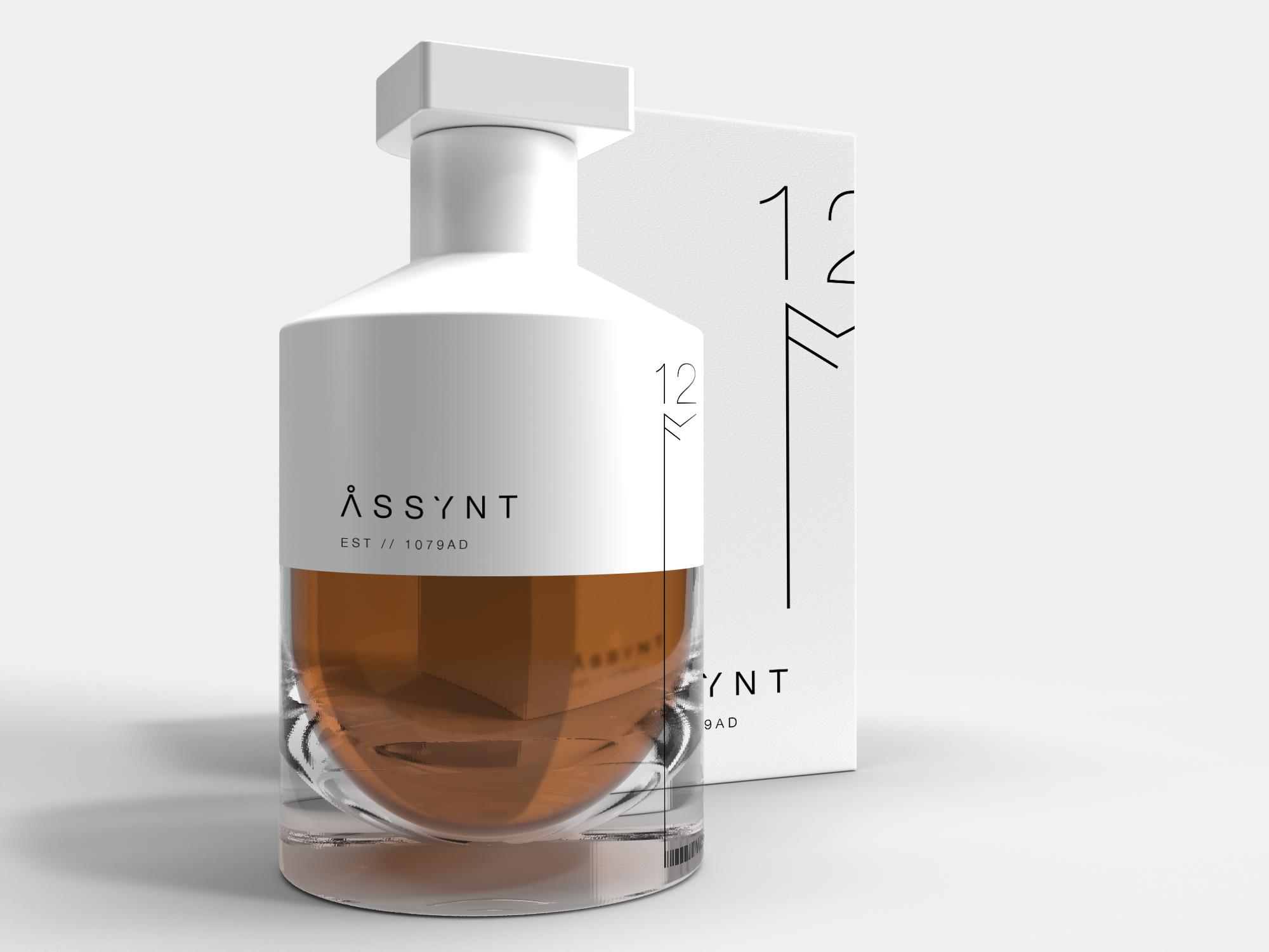Assynt a Progressive Whisky Brand Concept