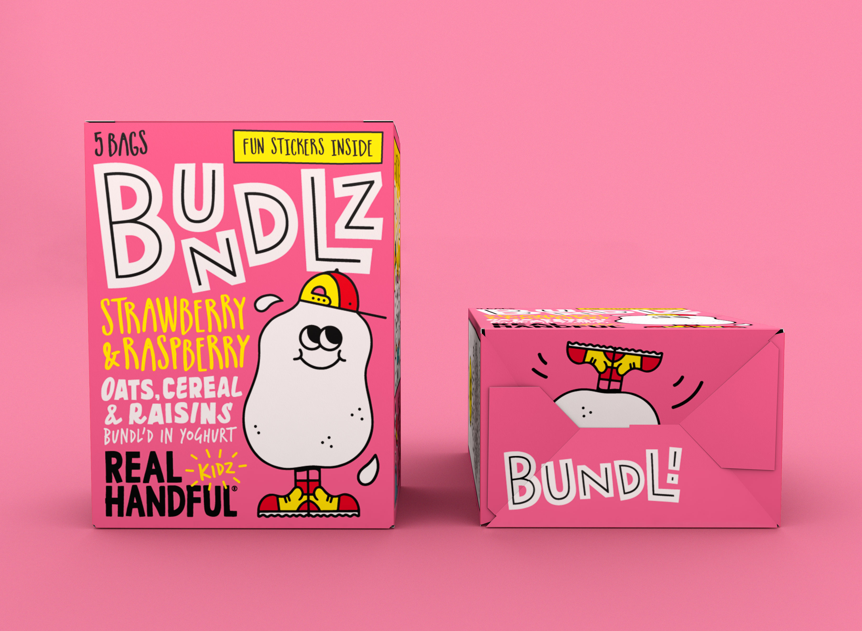 Bundlz Brand Creation Created by Middday